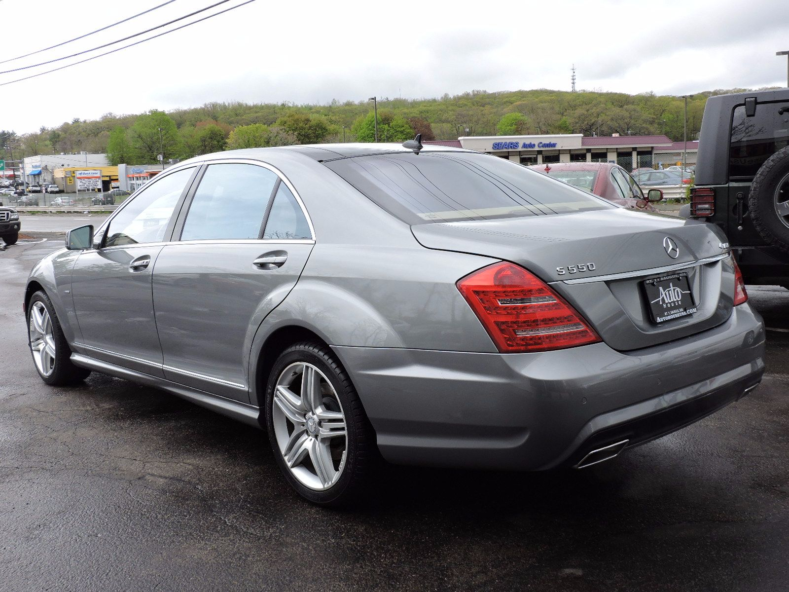 Used 2012 mercedes benz s 550 at auto house usa saugus for Used mercedes benz usa