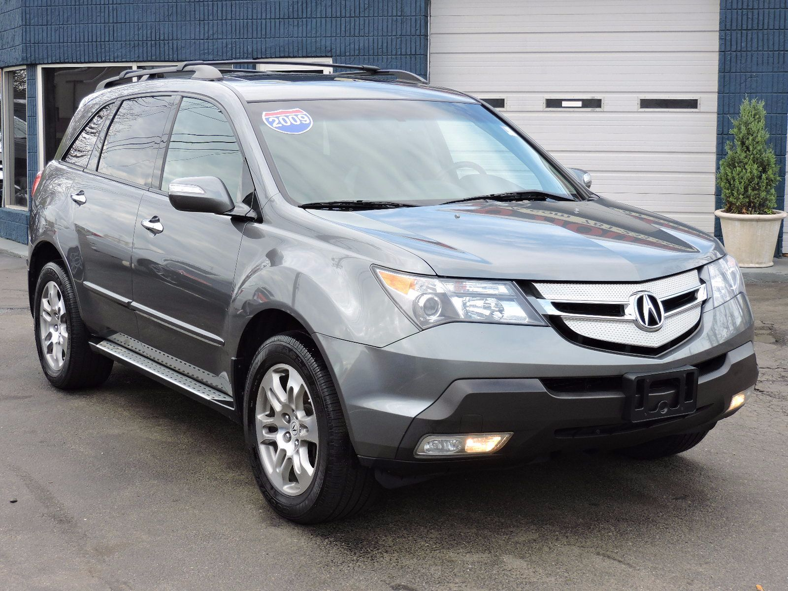 2009 Acura MDX All Wheel Drive - Technology Package - Navigation