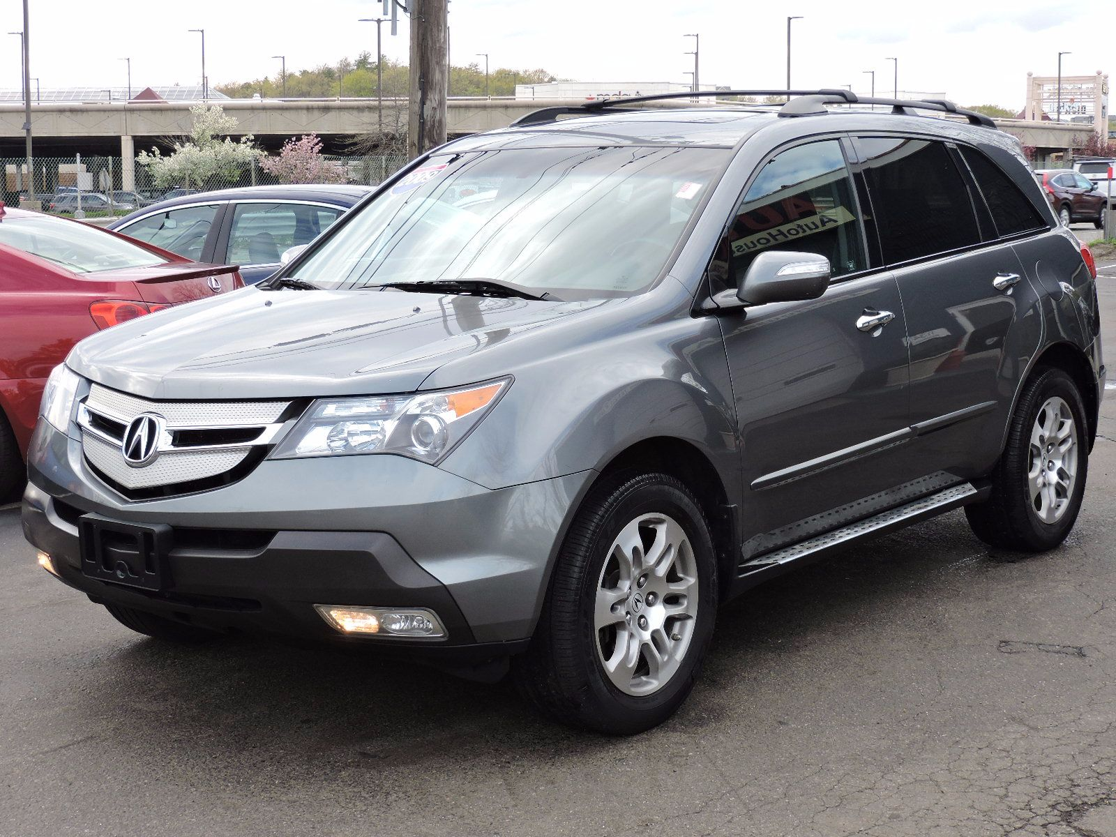 used 2009 acura mdx techentertainment pkg at auto house usa saugus