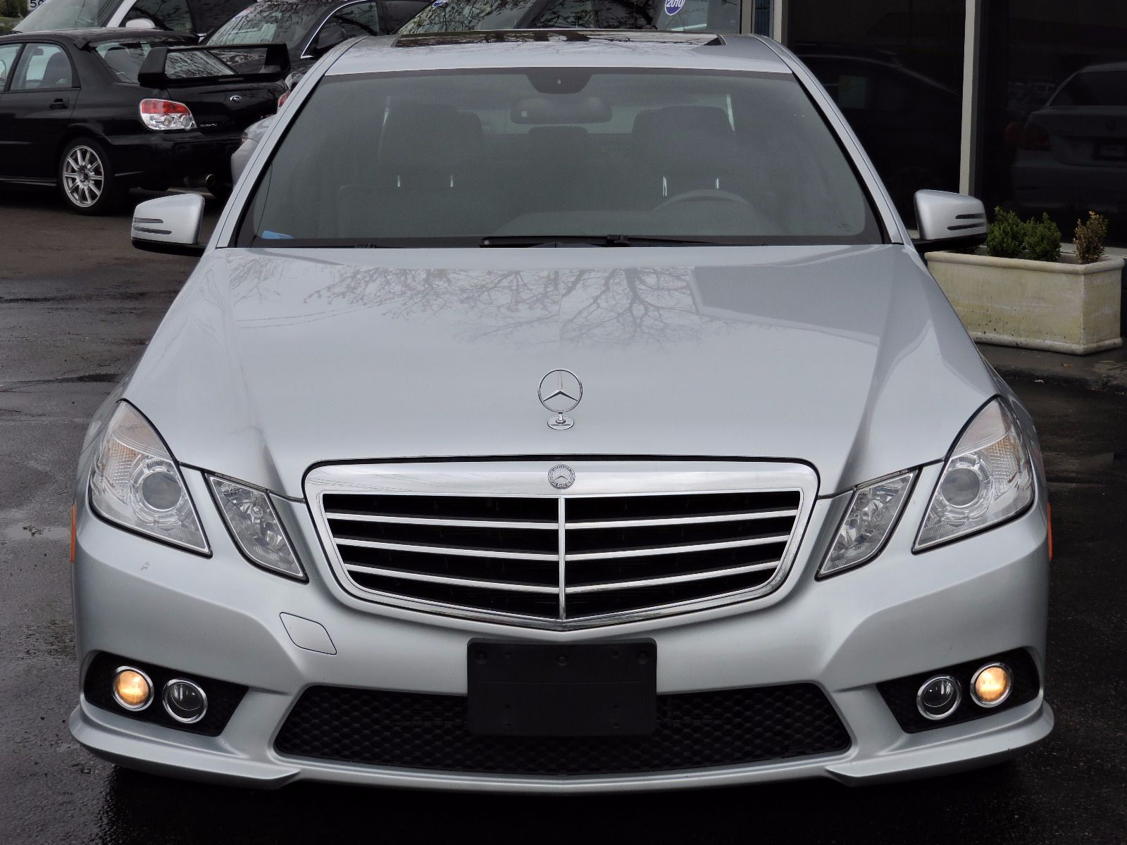 used 2010 mercedes benz e class e 350 luxury at auto house. Black Bedroom Furniture Sets. Home Design Ideas