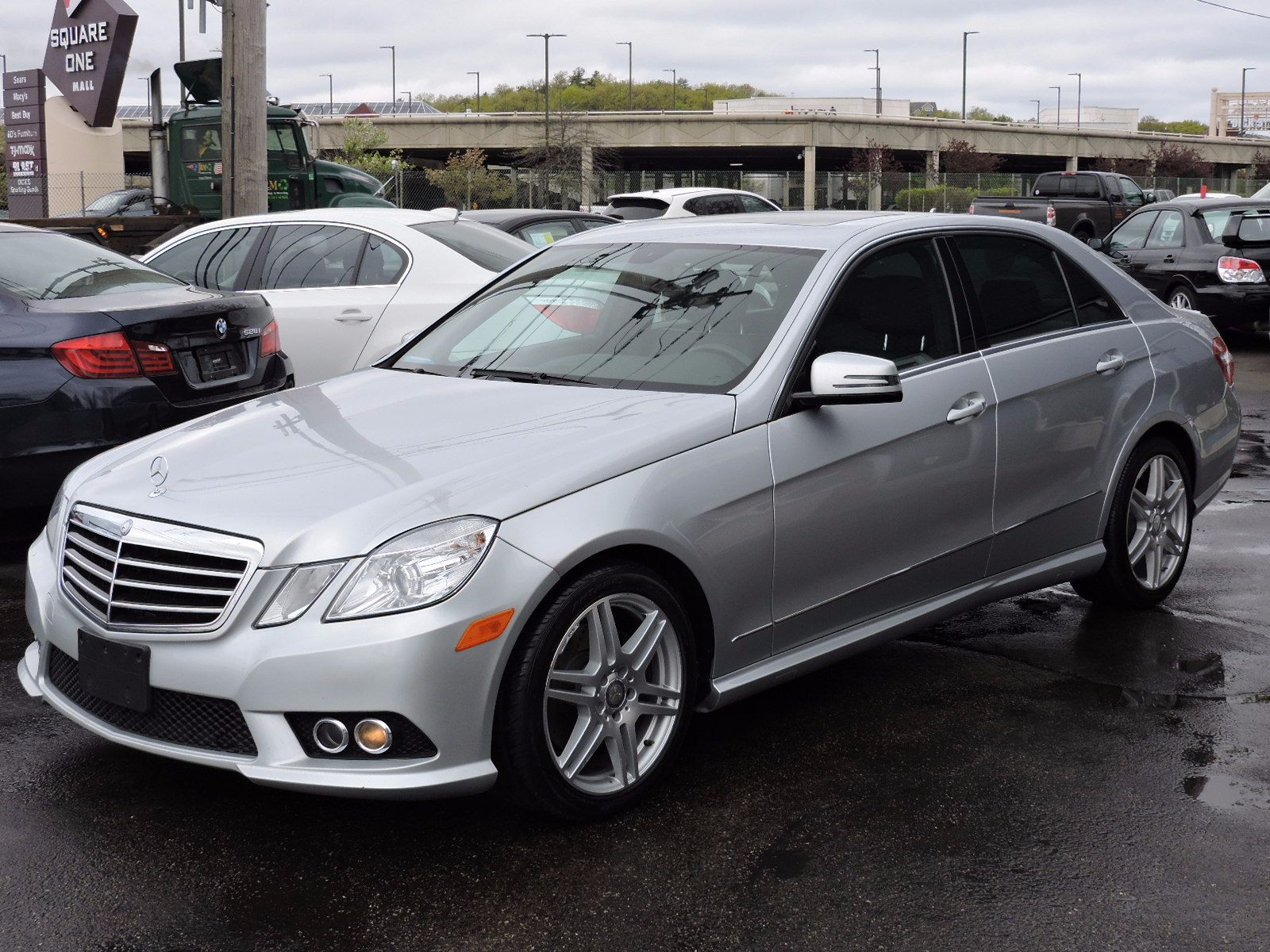 Used 2010 mercedes benz e 350 e 350 luxury at auto house for Mercedes benz e 350