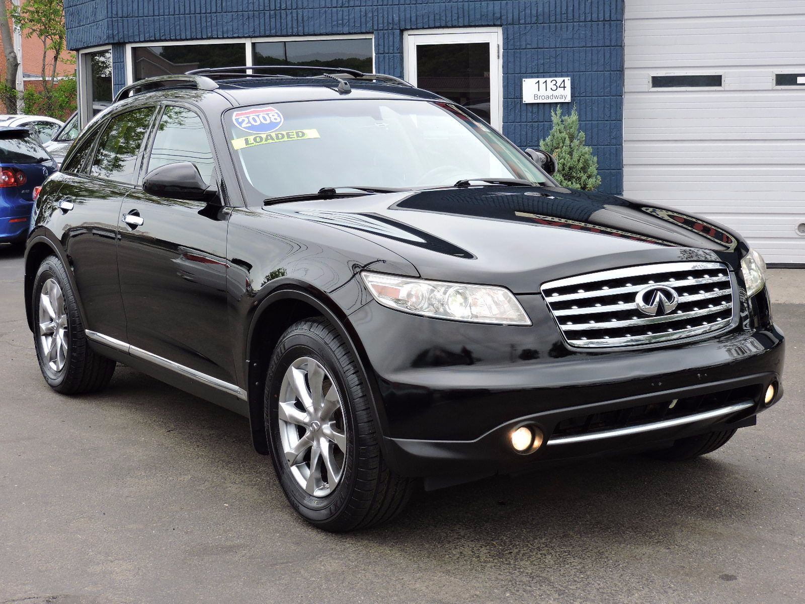 2008 Infiniti FX35 - All Wheel Drive - Navigation