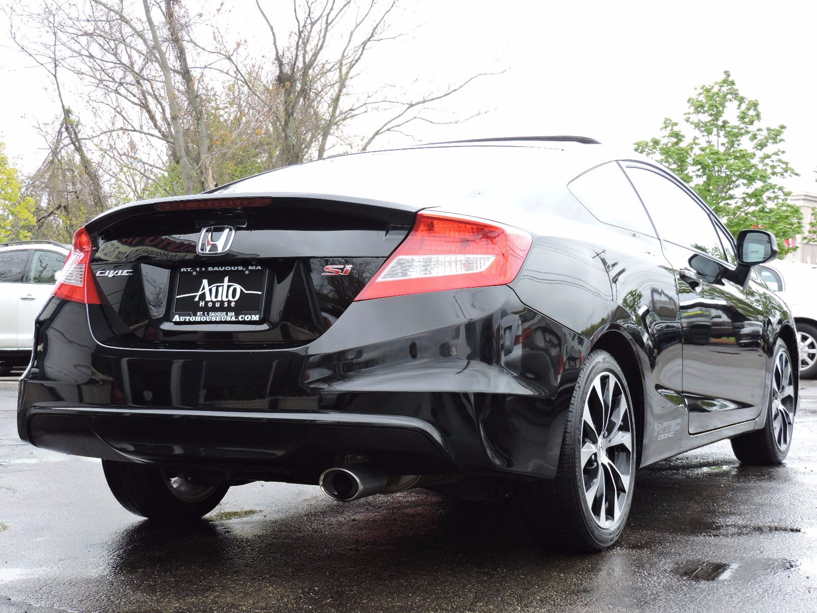 2013 Honda Civic Coupe Si - 6 Speed Manual