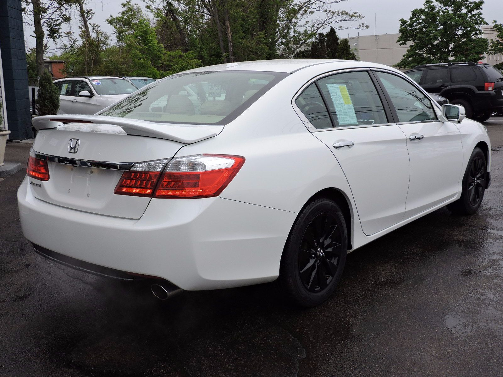 used 2014 honda accord sedan touring at auto house usa saugus. Black Bedroom Furniture Sets. Home Design Ideas