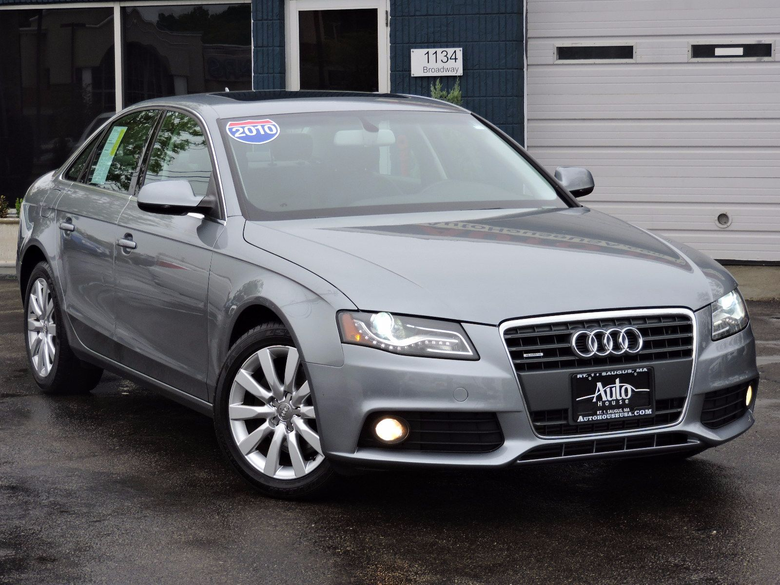 Used Audi A T Premium Plus At Auto House USA Saugus - Audi car 2010