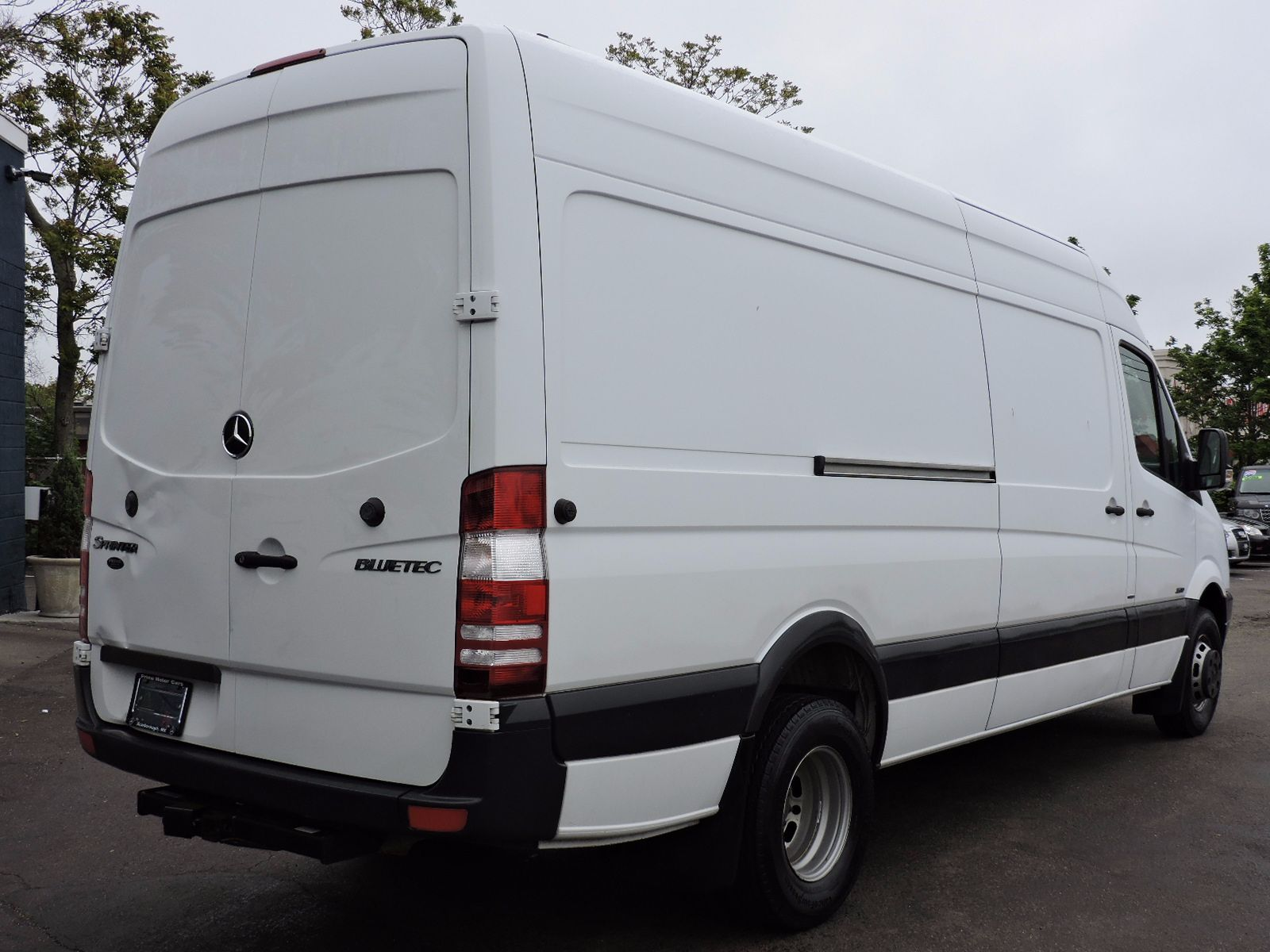 Used 2012 mercedes benz sprinter cargo vans ext at auto for Mercedes benz sprinter usa