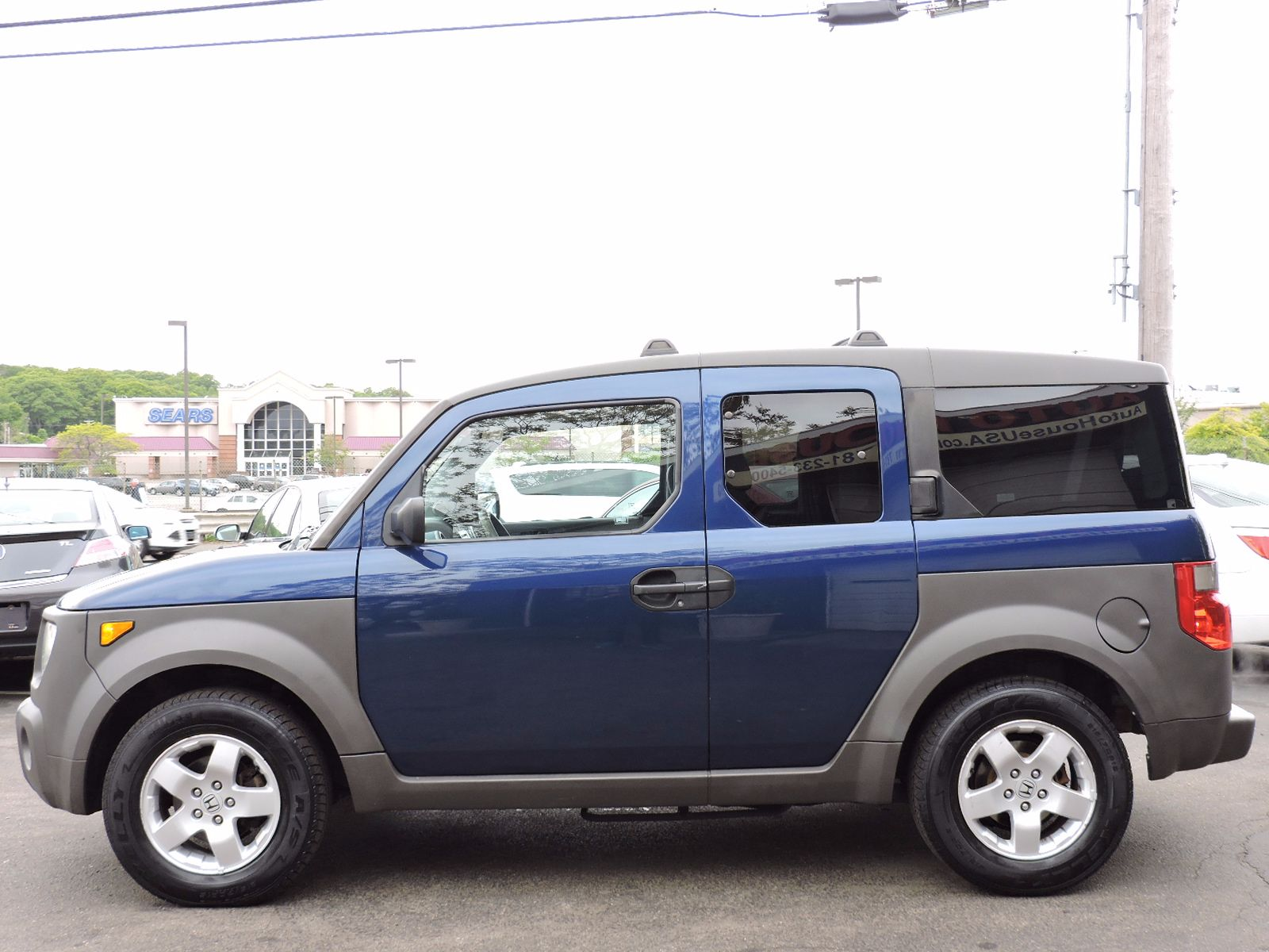 2003 Honda Element EX - All Wheel Drive