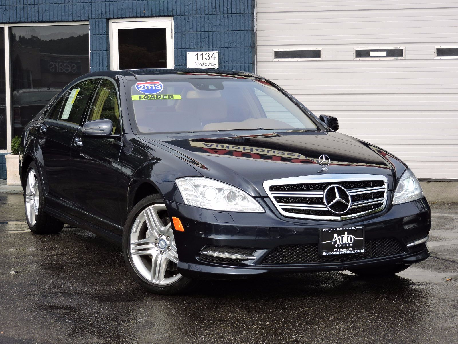 used 2013 mercedes benz s 550 at auto house usa saugus