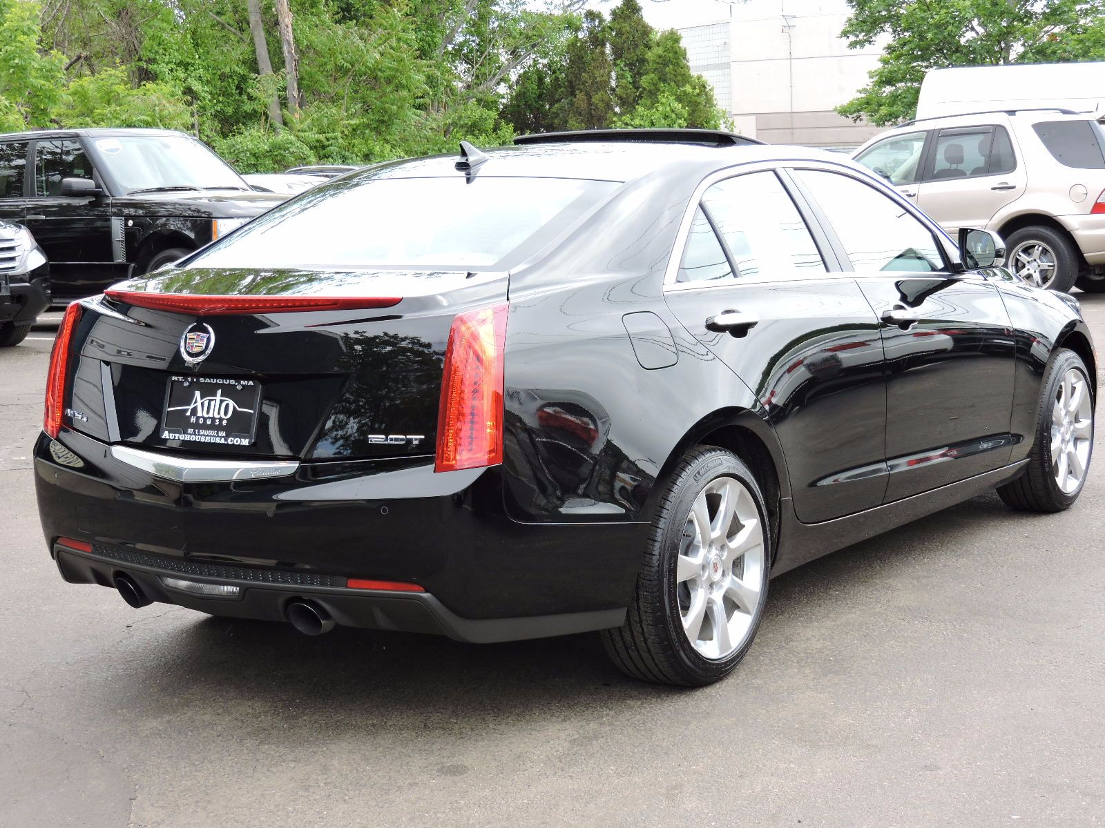 detail miles used collection low cadillac srx luxury