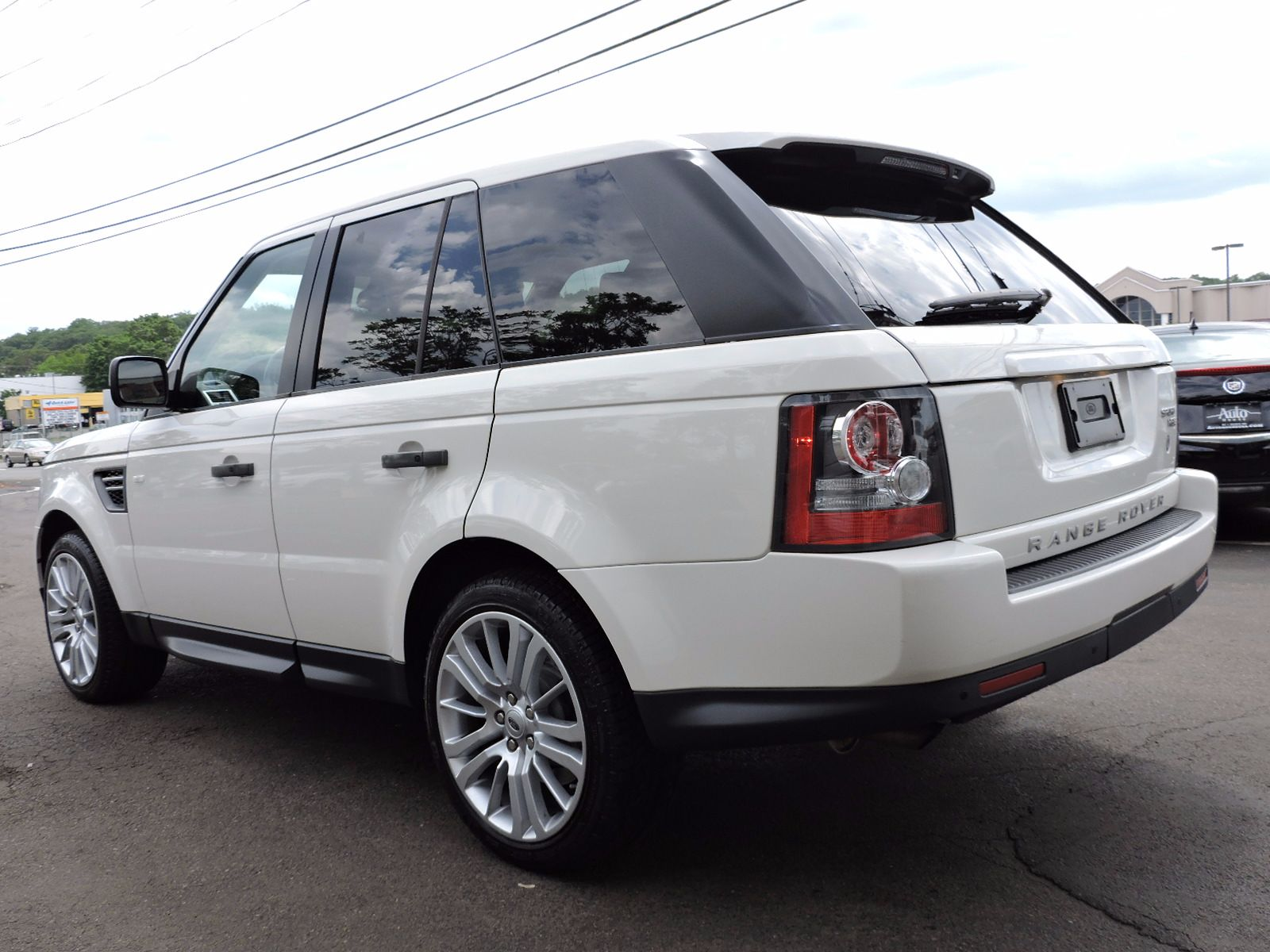 used 2010 land rover range rover sport hse lux at auto house usa saugus. Black Bedroom Furniture Sets. Home Design Ideas