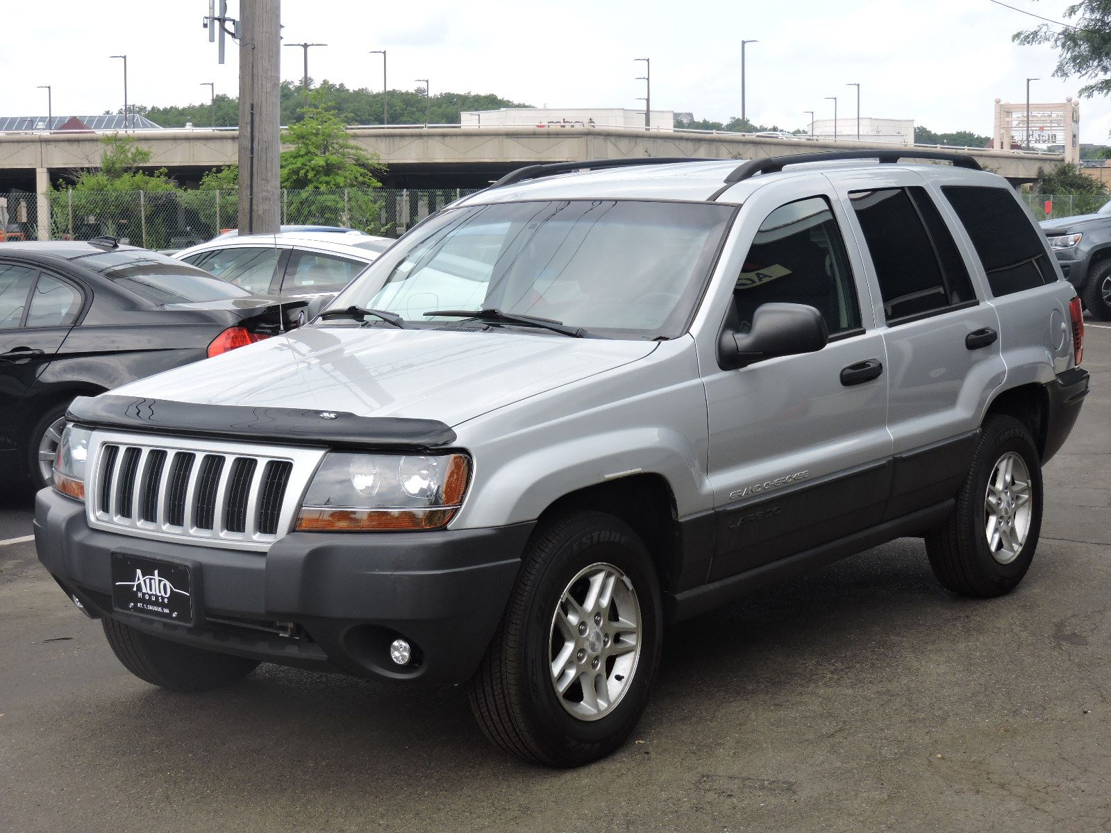 2004 Jeep Grand Cherokee - All Wheel Drive