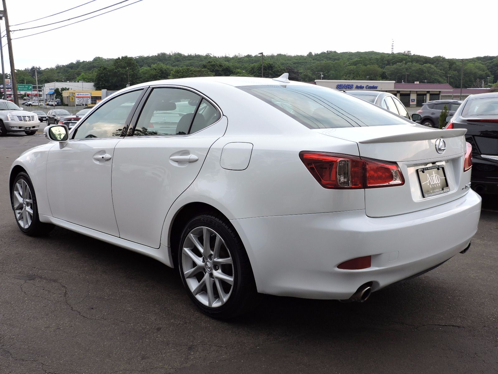 2011 Lexus IS 250 - All Wheel Drive - Navigation