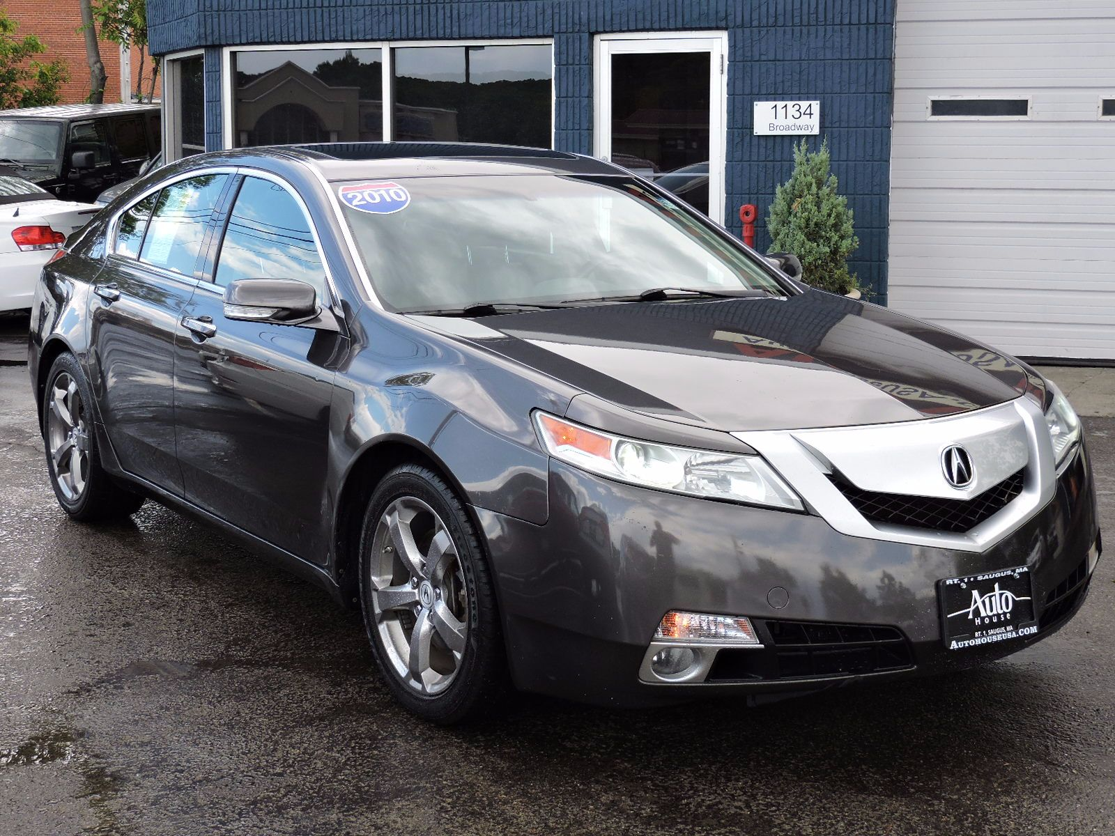 2010 Acura TL - SH AWD - All Wheel Drive - Tech Package - Navigation