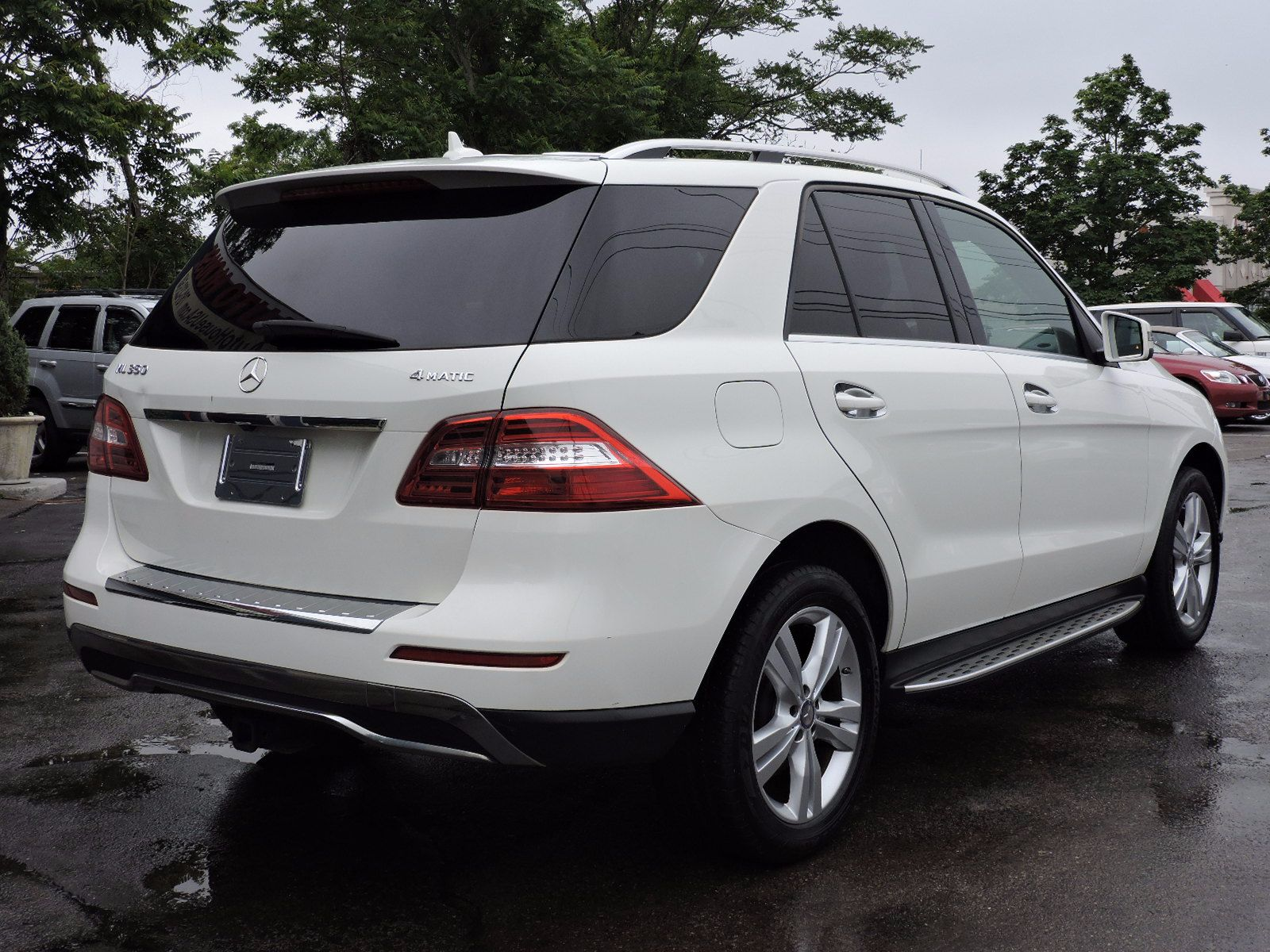 used 2013 mercedes benz ml 350 ls at auto house usa saugus. Black Bedroom Furniture Sets. Home Design Ideas