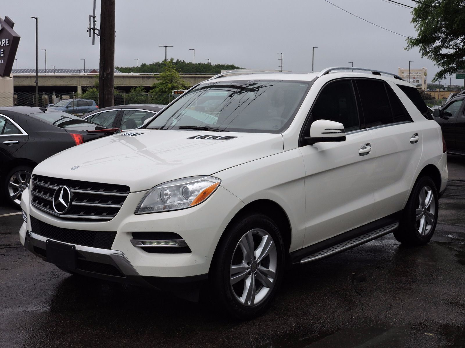 Used 2013 mercedes benz ml 350 ls at auto house usa saugus for Mercedes benz 350 ml