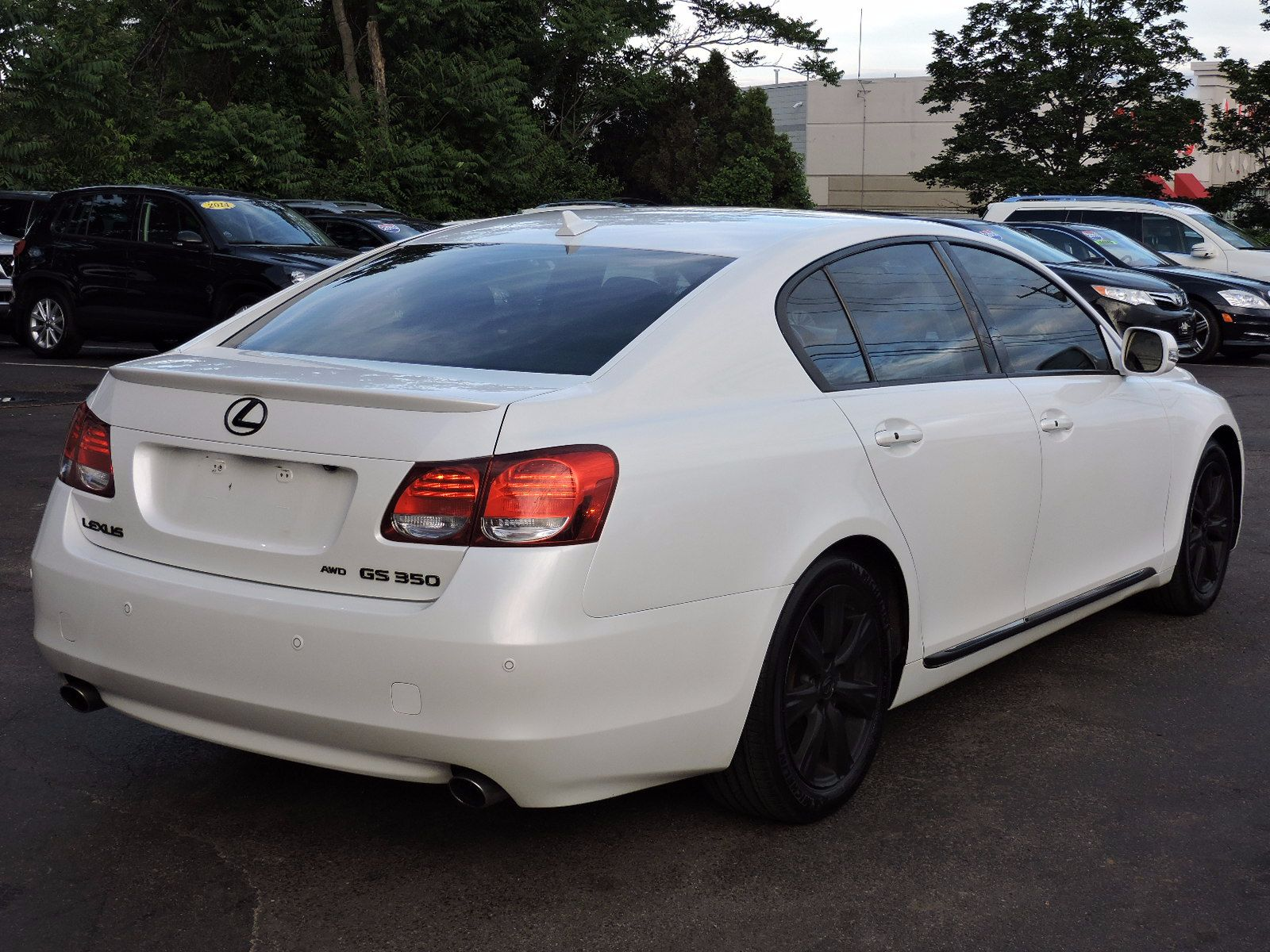 Used 2008 Lexus GS 350 4.3L at Auto House USA Saugus