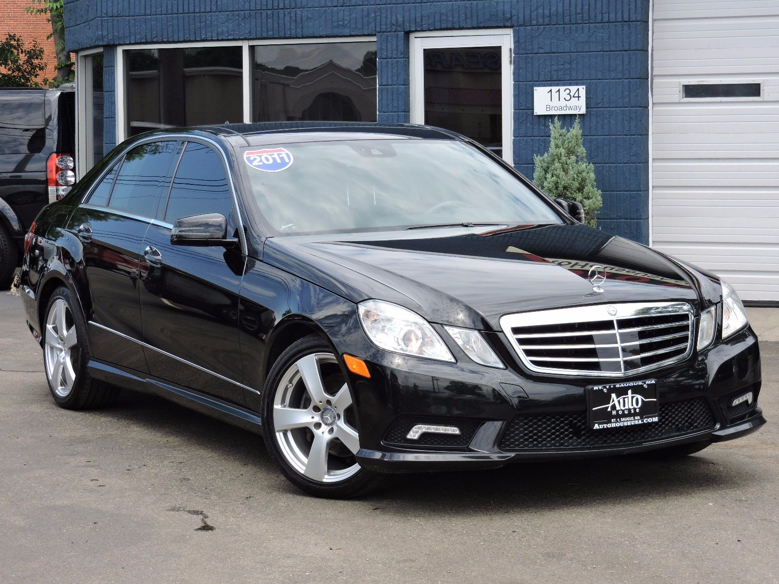 used 2011 mercedes benz e 350 e 350 sport at auto house usa saugus. Black Bedroom Furniture Sets. Home Design Ideas