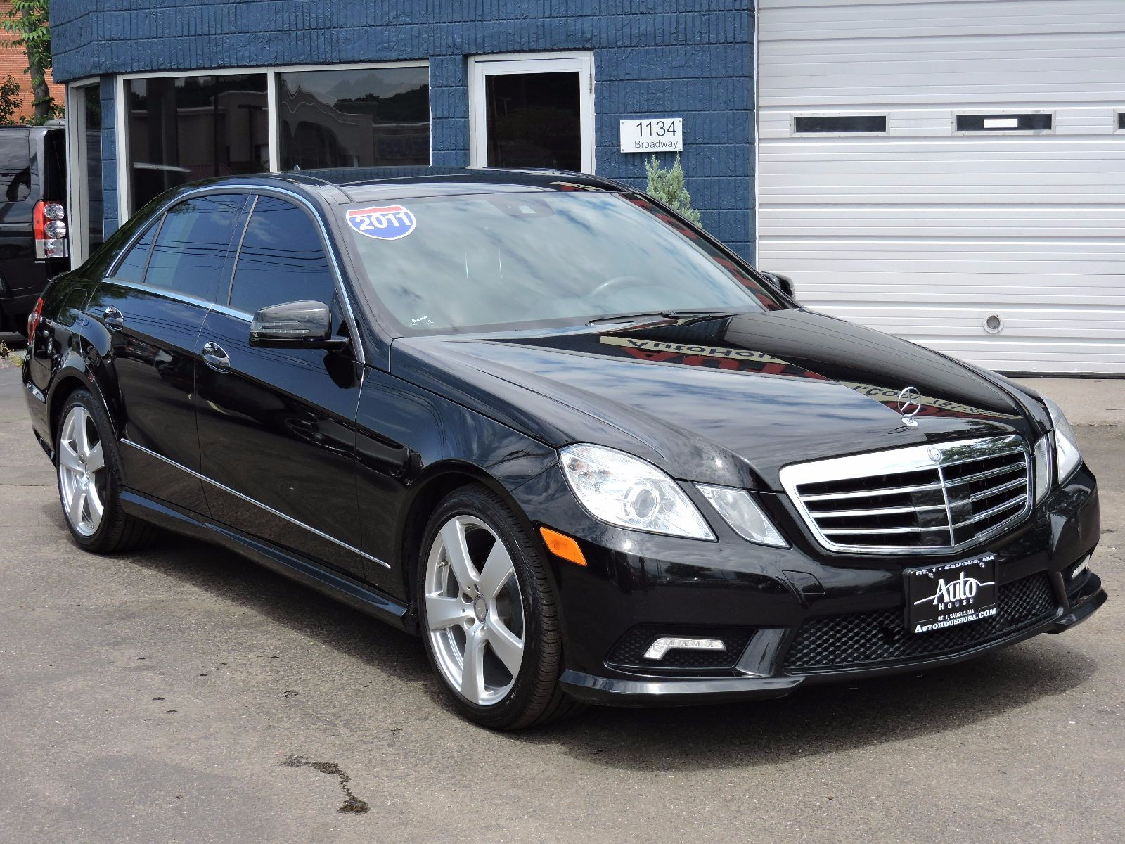 Used 2011 Mercedes Benz E 350 E 350 Sport At Auto House