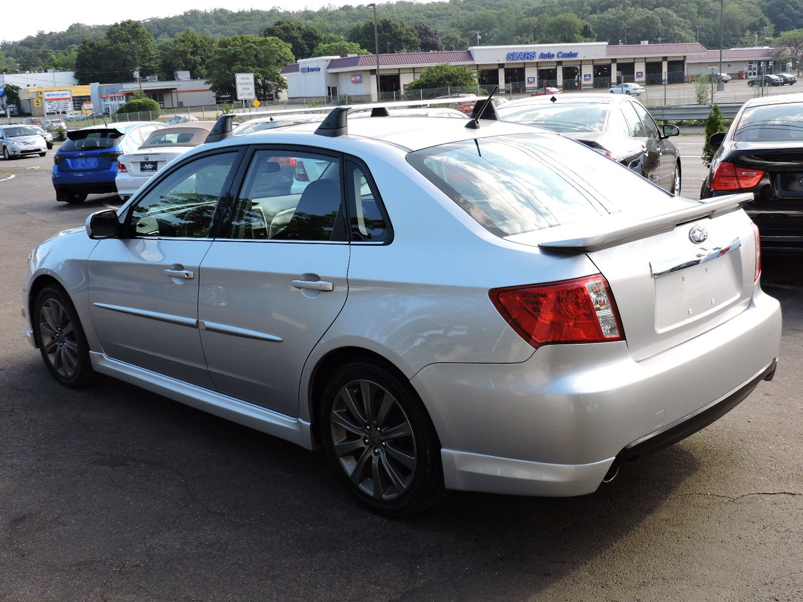 used 2009 subaru impreza sedan wrx wpremium pkg at auto. Black Bedroom Furniture Sets. Home Design Ideas