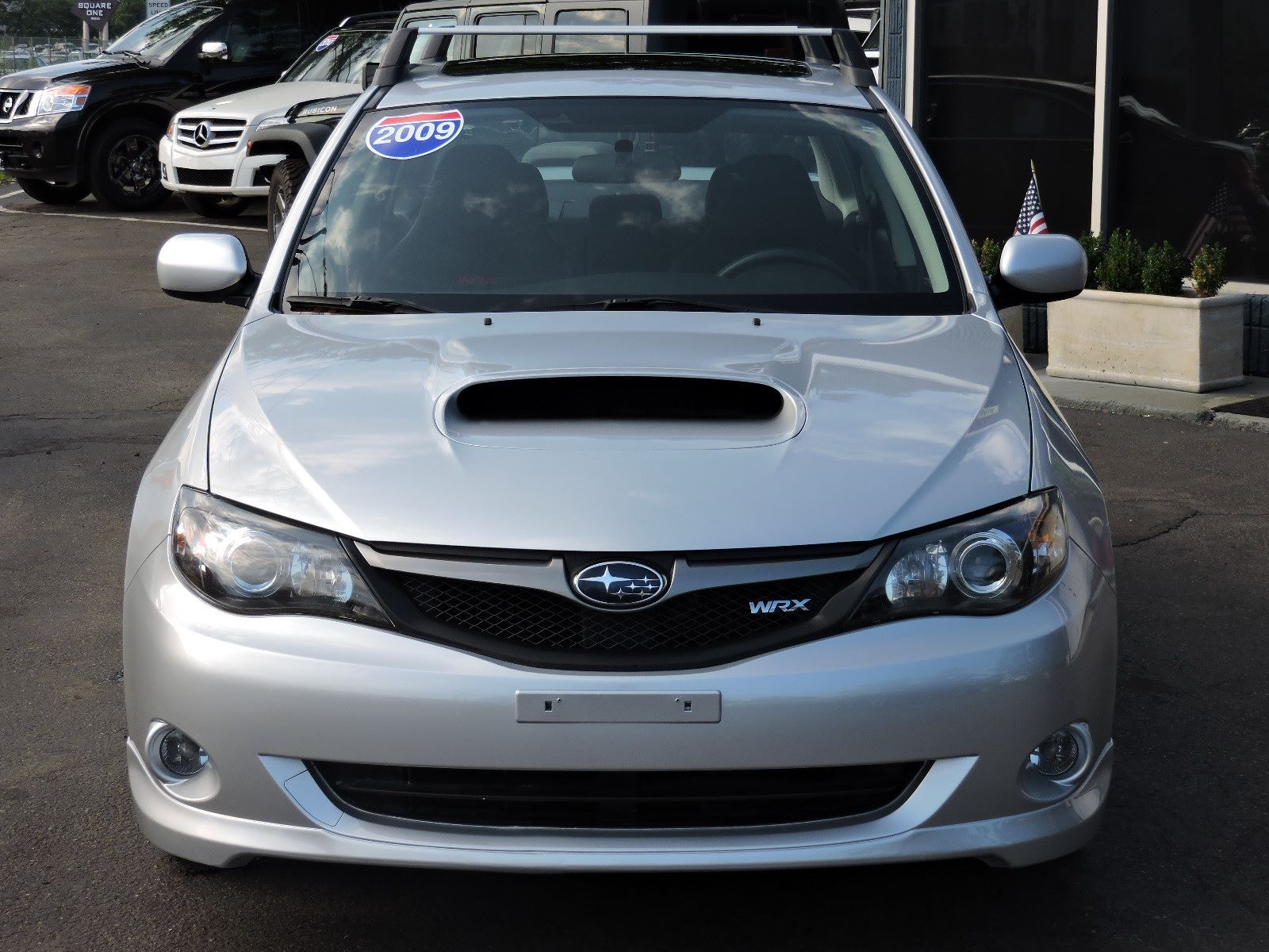 used 2009 subaru impreza sedan wrx wpremium pkg at auto house usa saugus. Black Bedroom Furniture Sets. Home Design Ideas