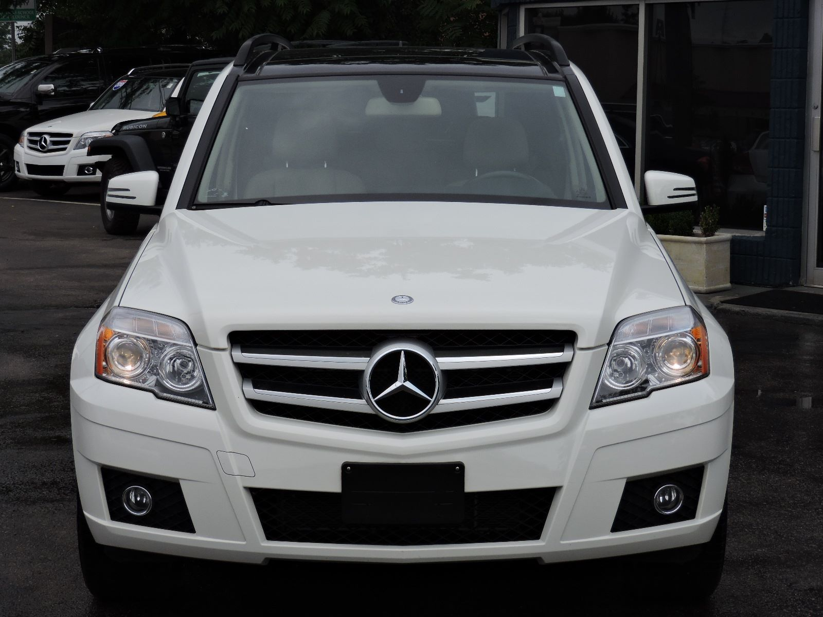 Used 2012 Mercedes Benz GLK 350 SUV at Auto House USA Saugus
