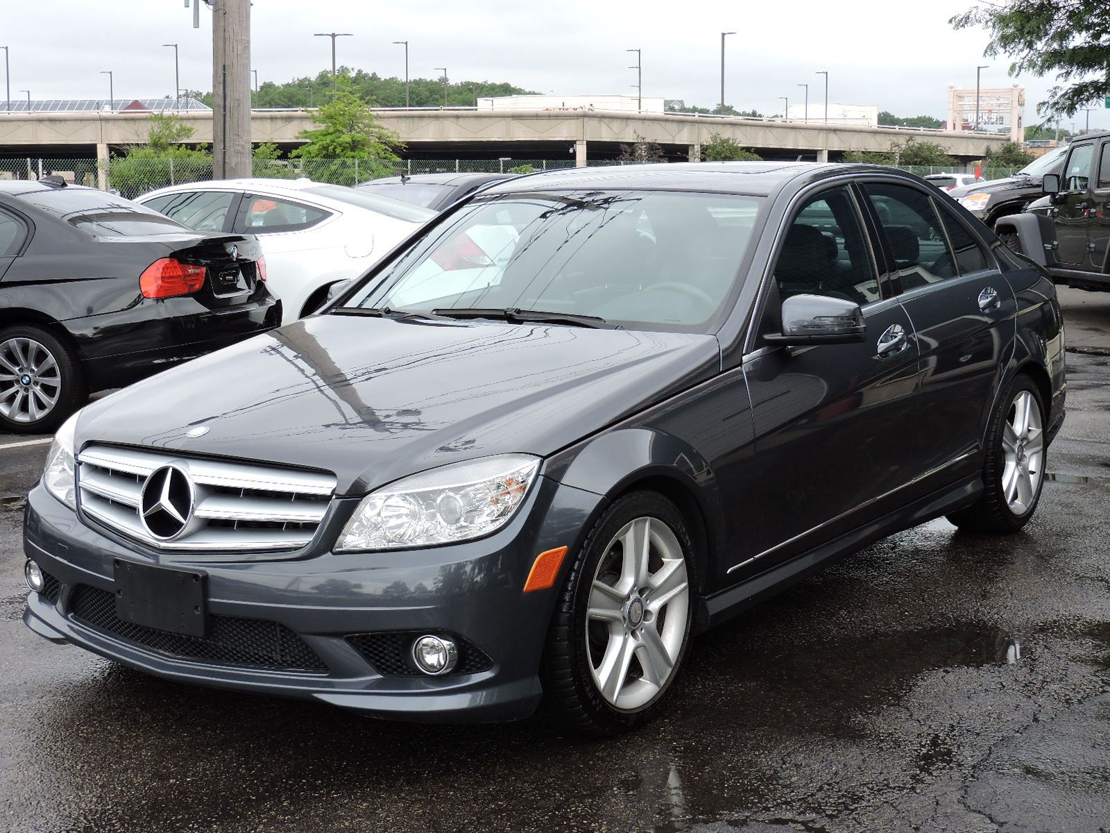 Used 2010 mercedes benz c 300 c 300 sport at auto house for 2010 mercedes benz c 300