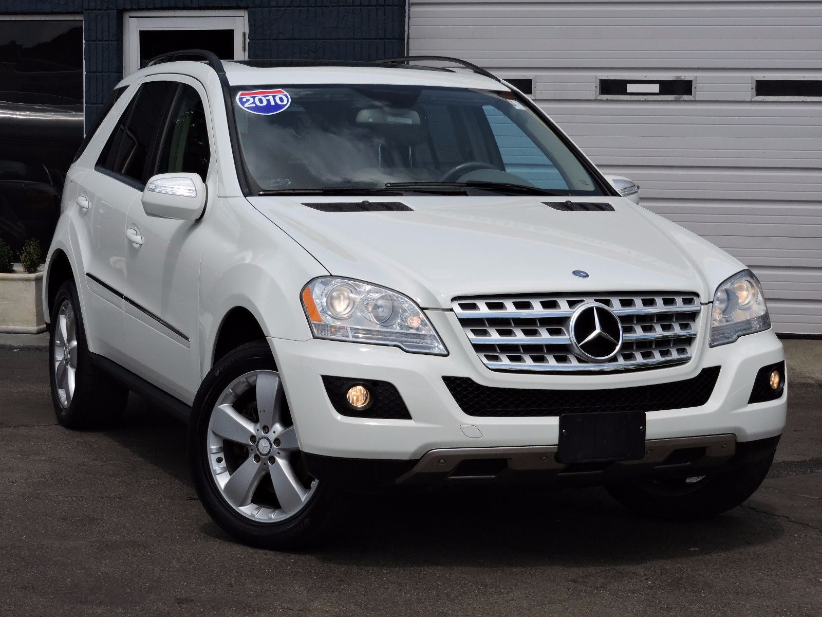 used 2010 mercedes benz ml 350 sl at auto house usa saugus. Black Bedroom Furniture Sets. Home Design Ideas