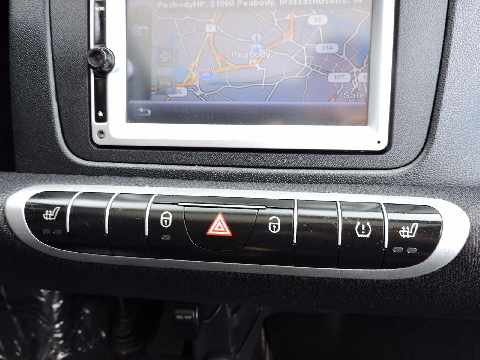 2013 Smart ForTwo Electric Drive - Navigation