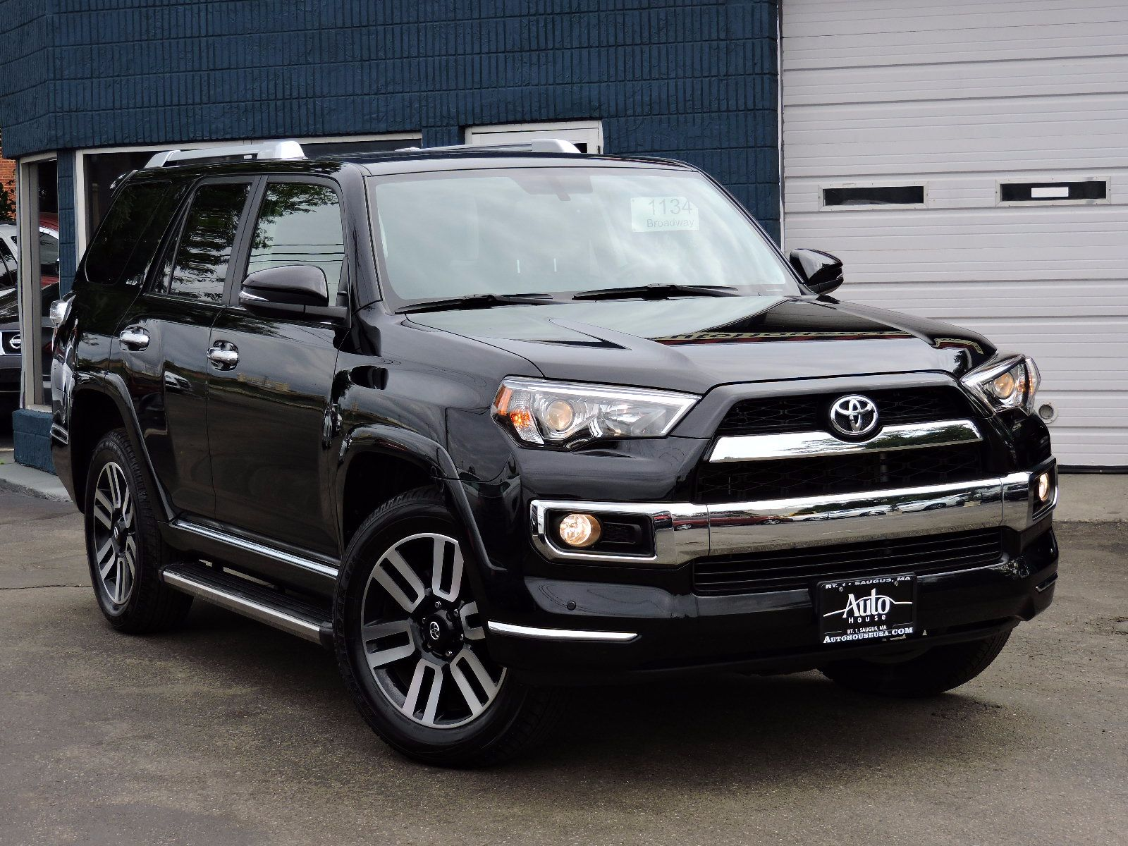 new for sale toyota lifted used suv