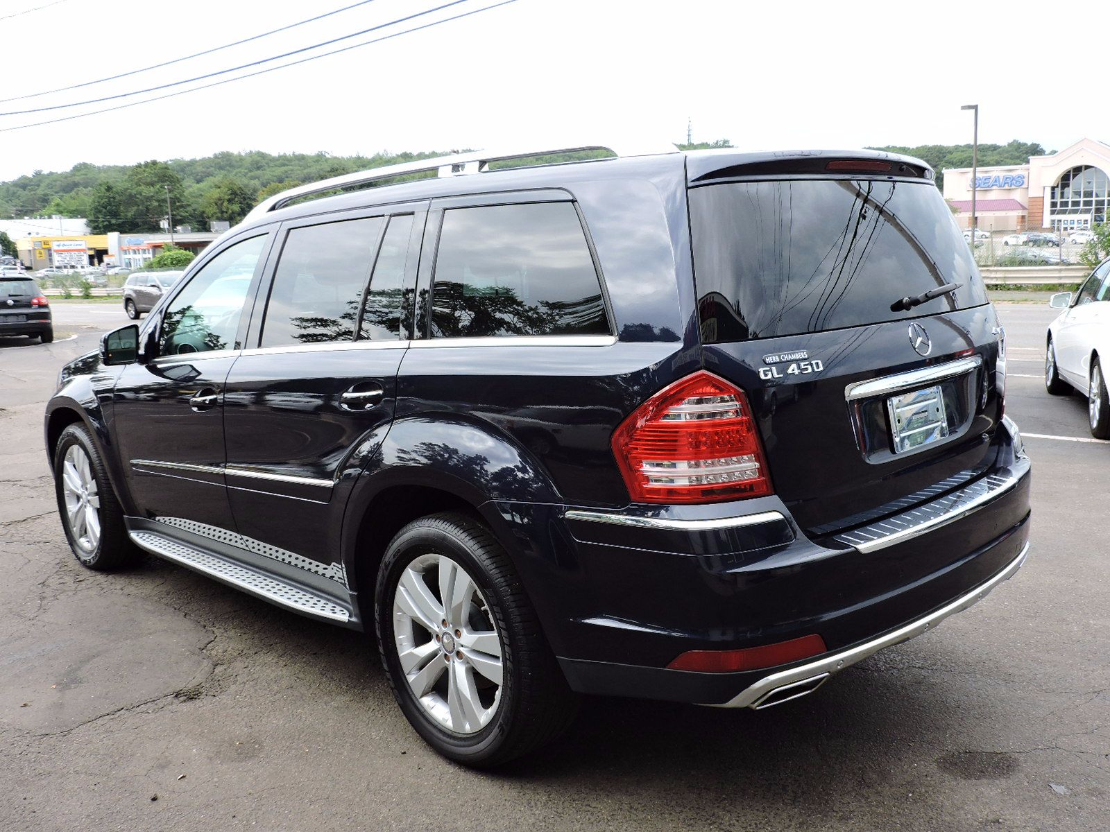 Used 2012 mercedes benz gl 450 techentertainment pkg at for Mercedes benz 450