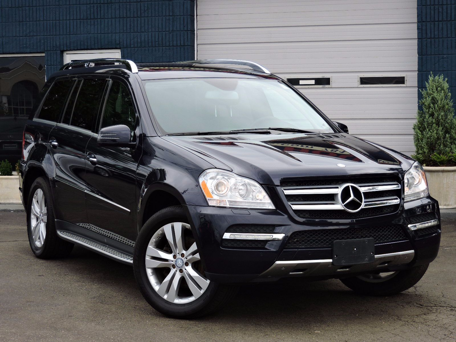 Used 2012 mercedes benz gl 450 techentertainment pkg at for Used mercedes benz usa