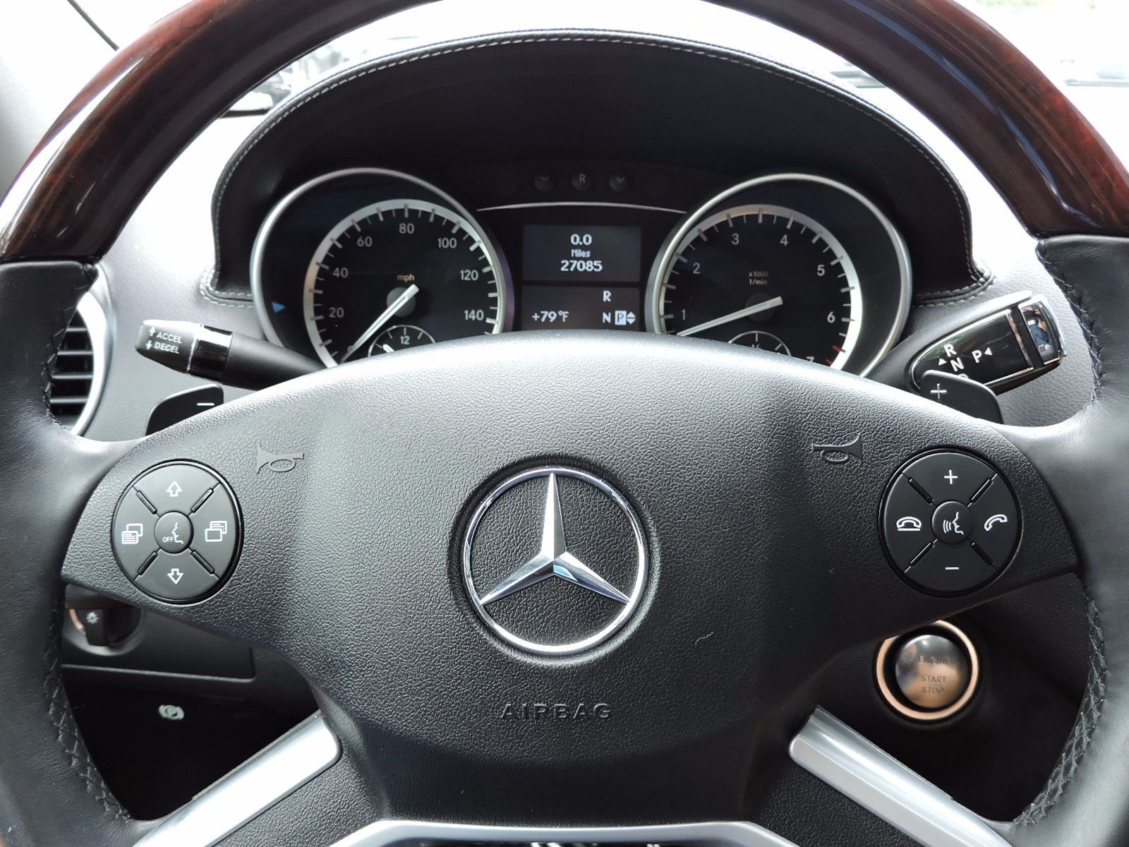 Used 2012 mercedes benz gl 450 techentertainment pkg at for Power wheels mercedes benz gl450