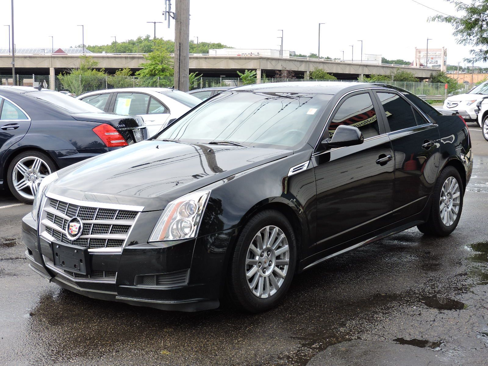 2010 Cadillac CTS Sedan - All Wheel Drive