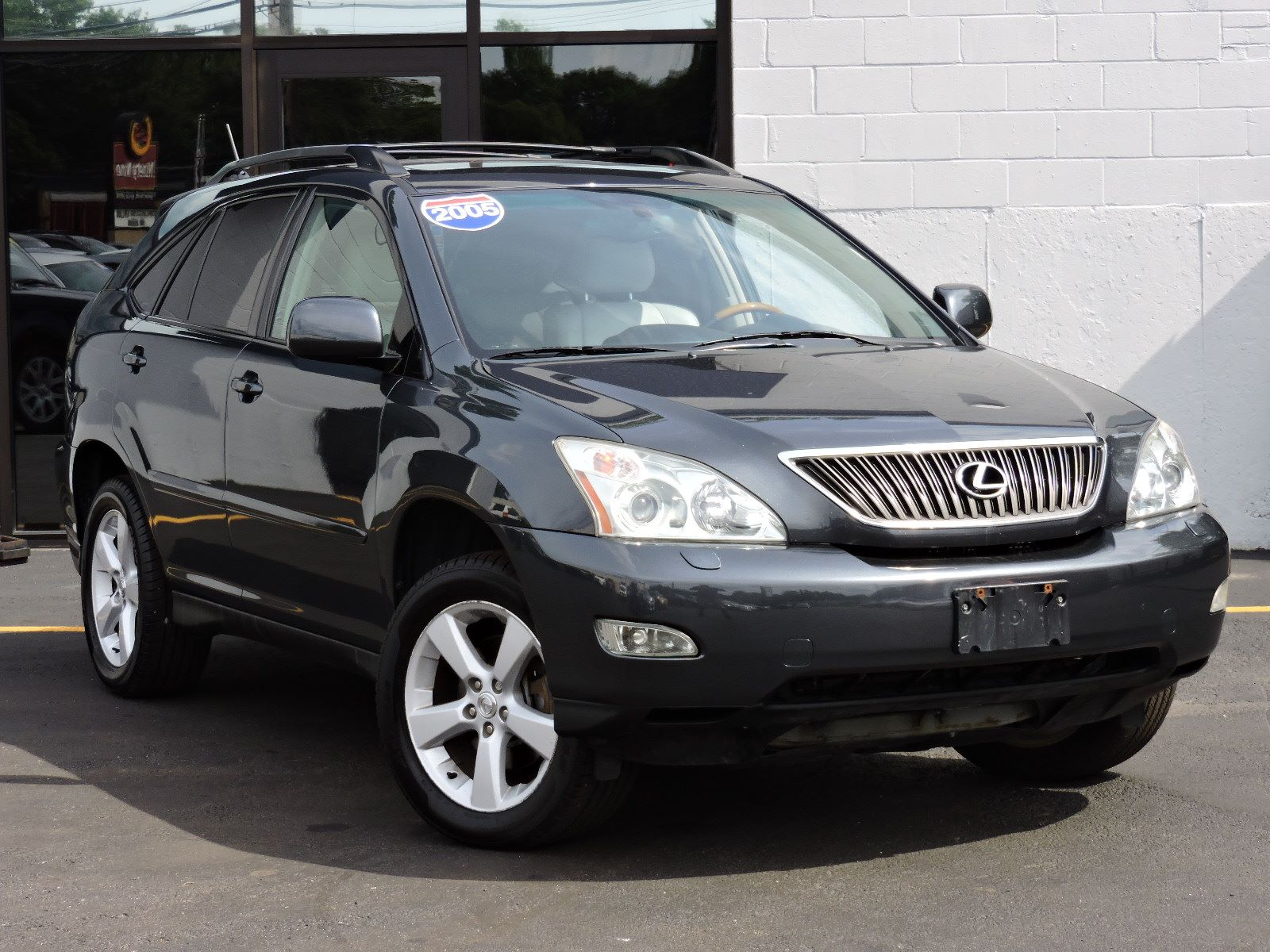 Used 2005 Lexus Rx 330 Sut At Auto House Usa Saugus Rx330 Interior All Wheel Drive