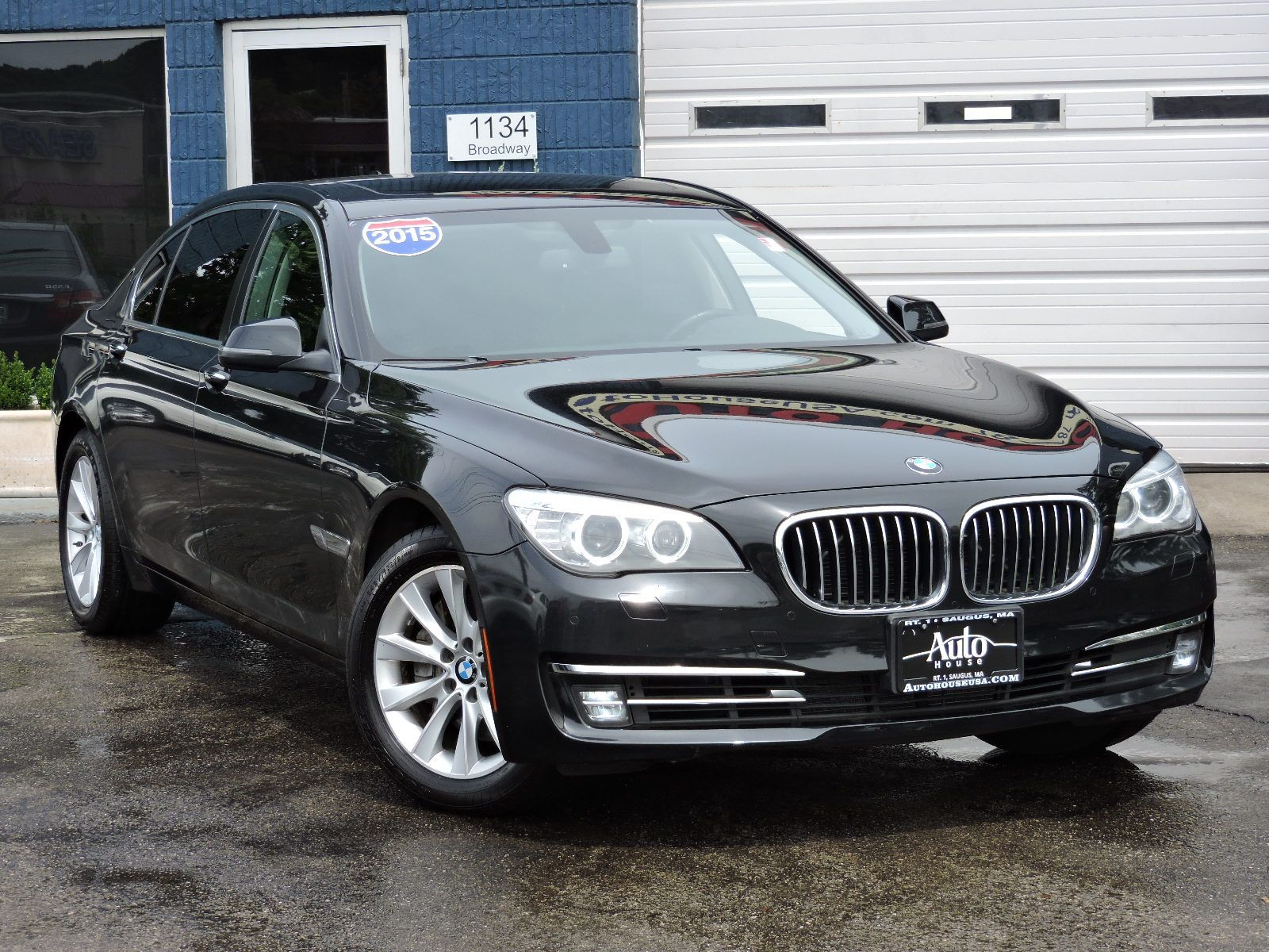 2015 BMW 740Li xDrive - All Wheel Drive - Navigation