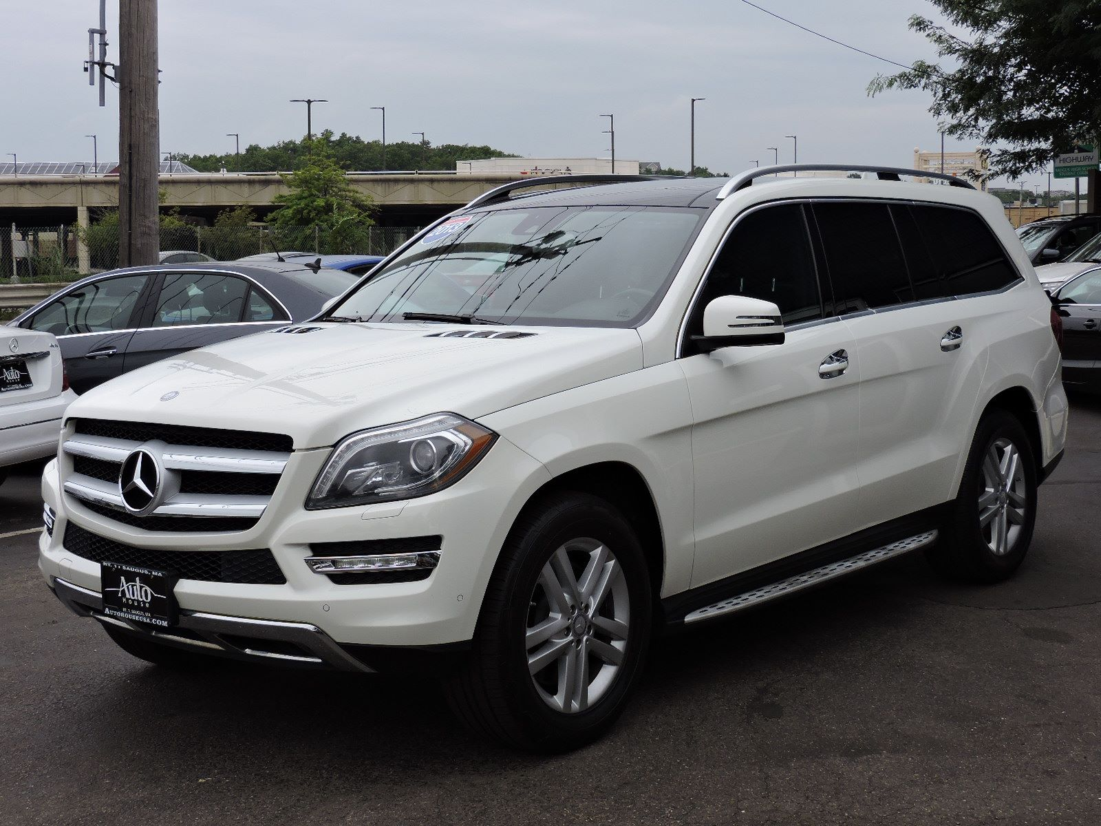 Used 2013 mercedes benz gl450 at auto house usa saugus for 2013 mercedes benz gl450 price