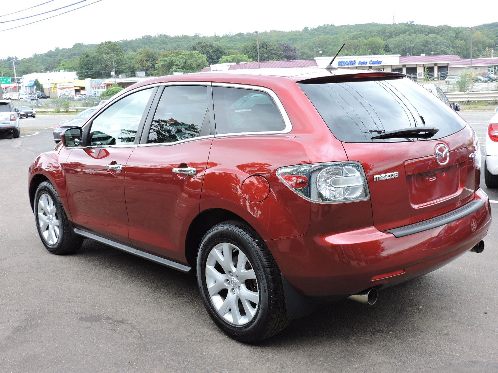 used 2007 mazda cx 7 grand touring at auto house usa saugus. Black Bedroom Furniture Sets. Home Design Ideas