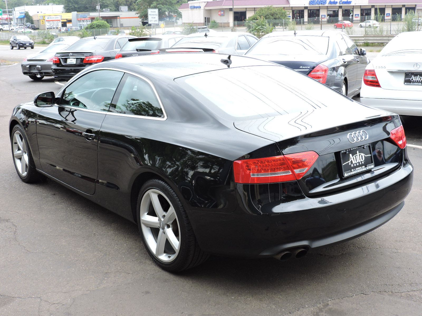 Used Audi A L Premium Plus At Auto House USA Saugus - Audi car 2010
