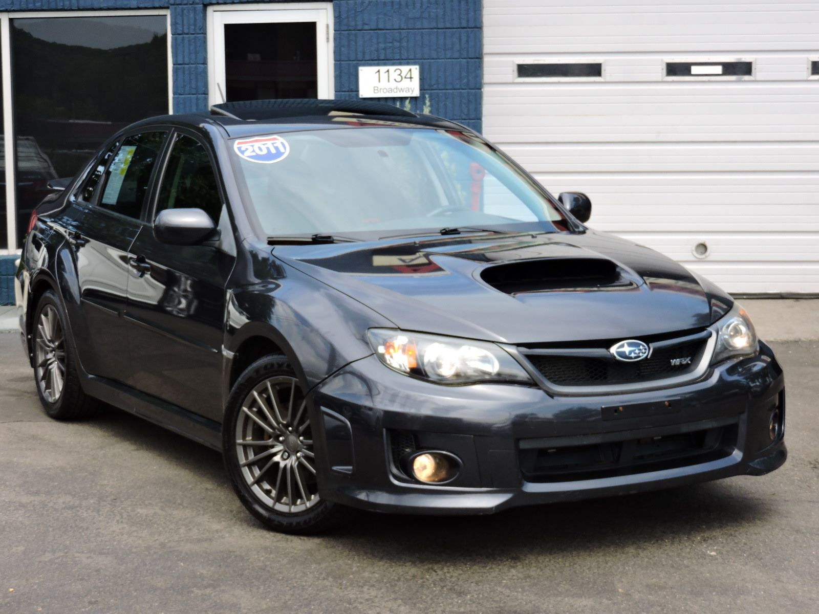 used 2011 subaru impreza sedan wrx wrx premium at auto house usa saugus. Black Bedroom Furniture Sets. Home Design Ideas