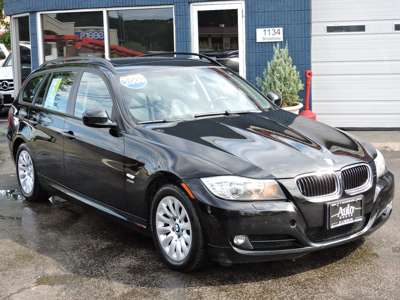 used 2009 bmw 328i xdrive at auto house usa saugus. Black Bedroom Furniture Sets. Home Design Ideas
