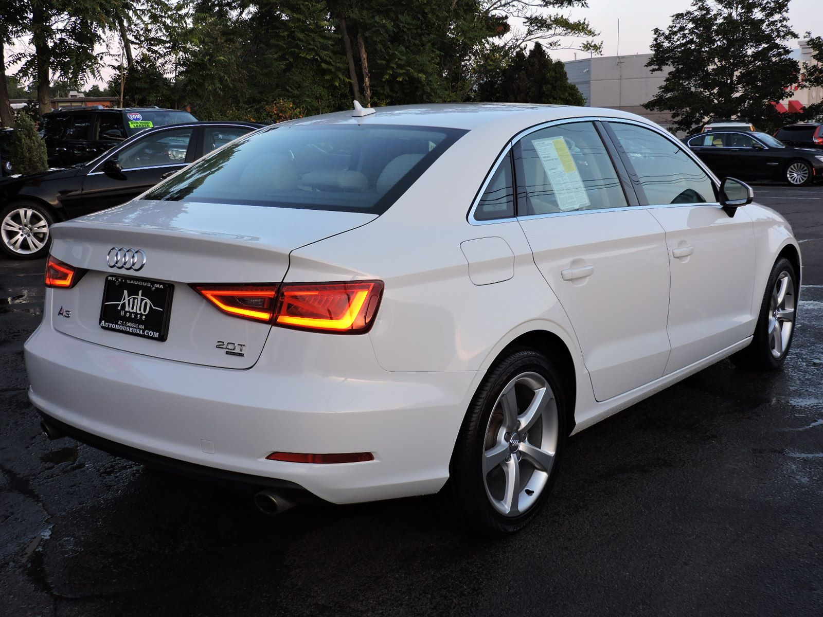 2015 Audi A3 2.0 - Quattro - All Wheel Drive - Navigation