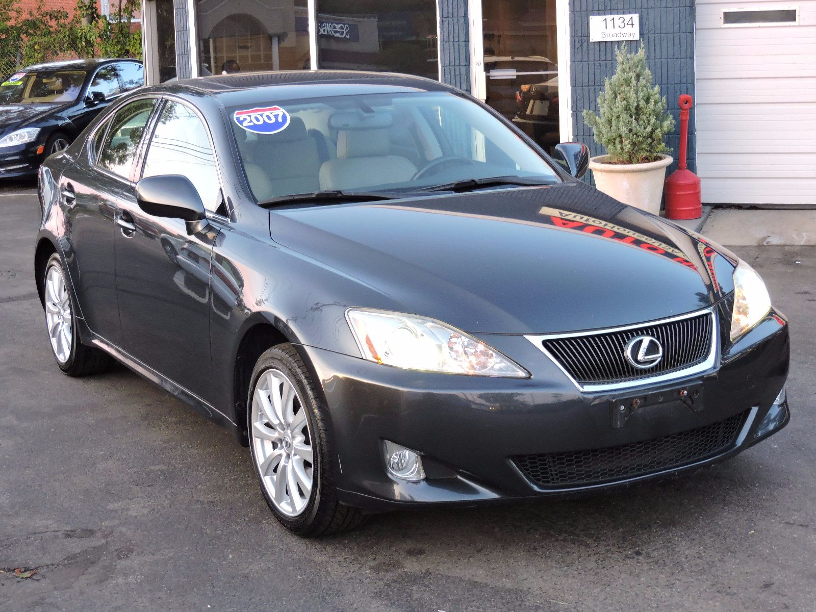 used 2007 lexus is 250 at auto house usa saugus. Black Bedroom Furniture Sets. Home Design Ideas