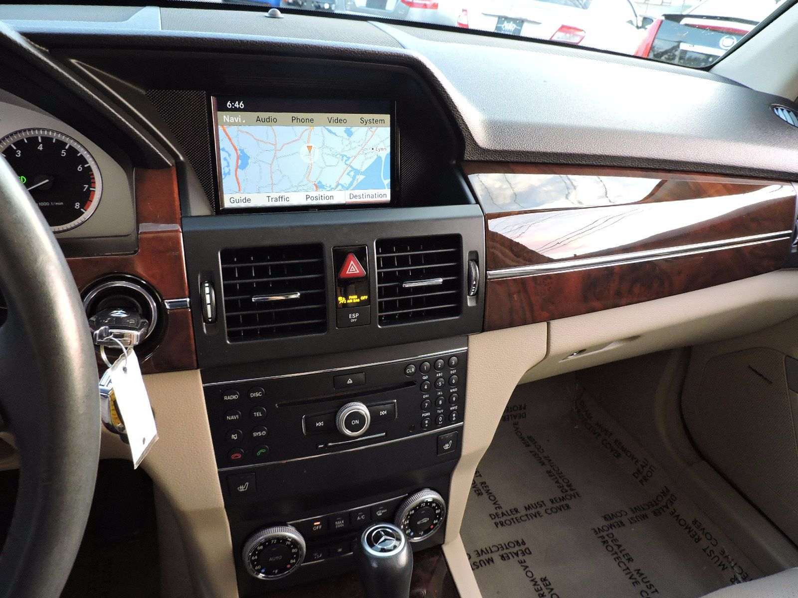 2010 Mercedes-Benz GLK-Class 4Matic - All Wheel Drive