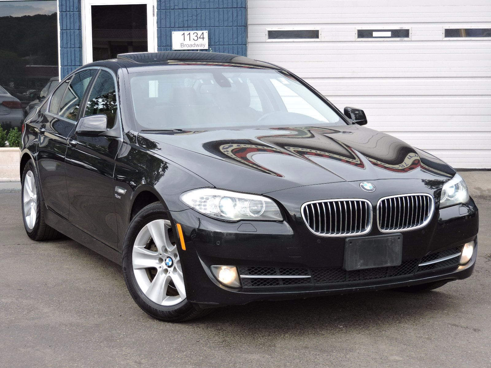 used 2012 bmw 528i xdrive at auto house usa saugus. Black Bedroom Furniture Sets. Home Design Ideas