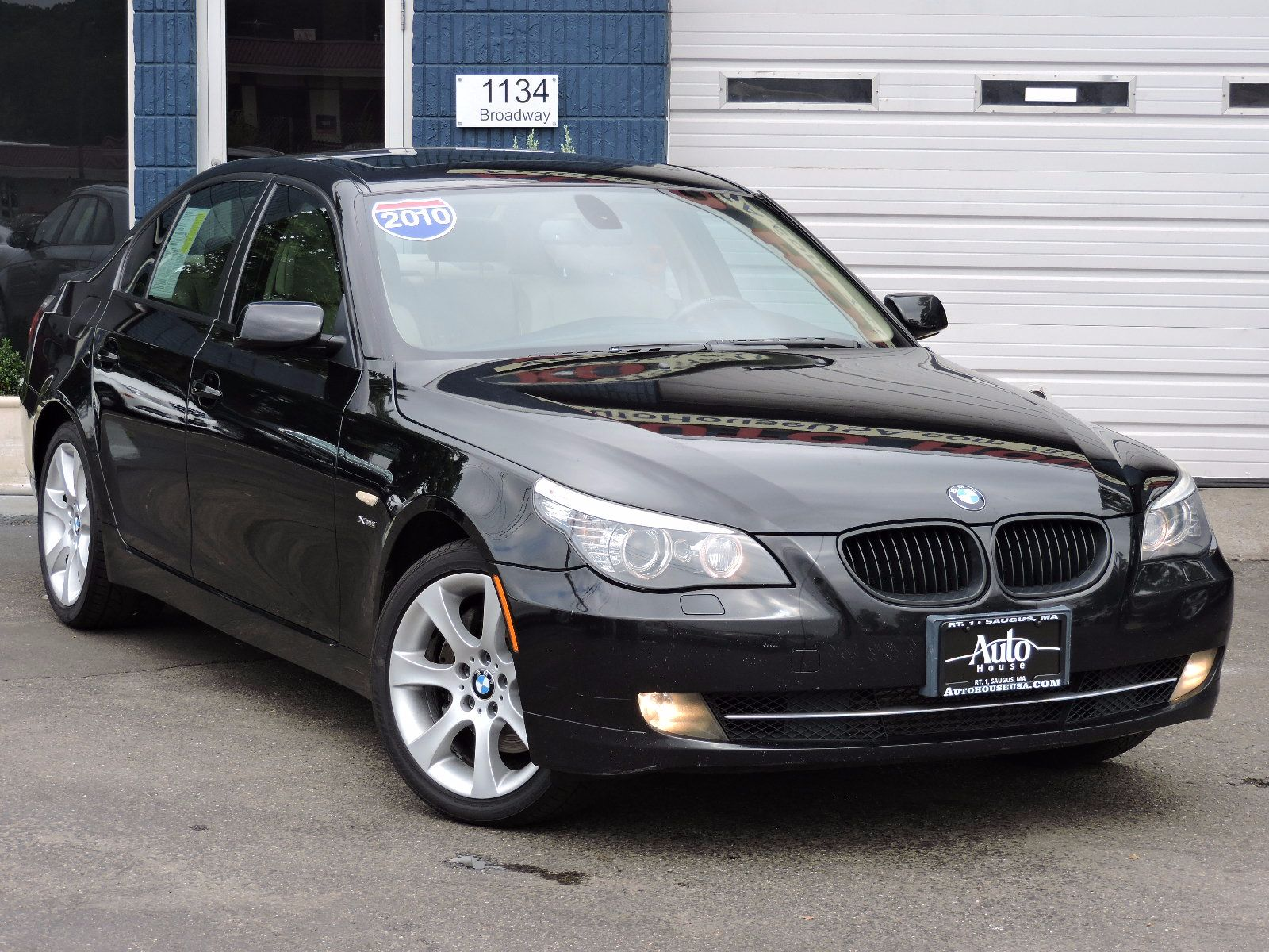 Used BMW I X At Auto House USA Saugus - 2010 bmw 535i
