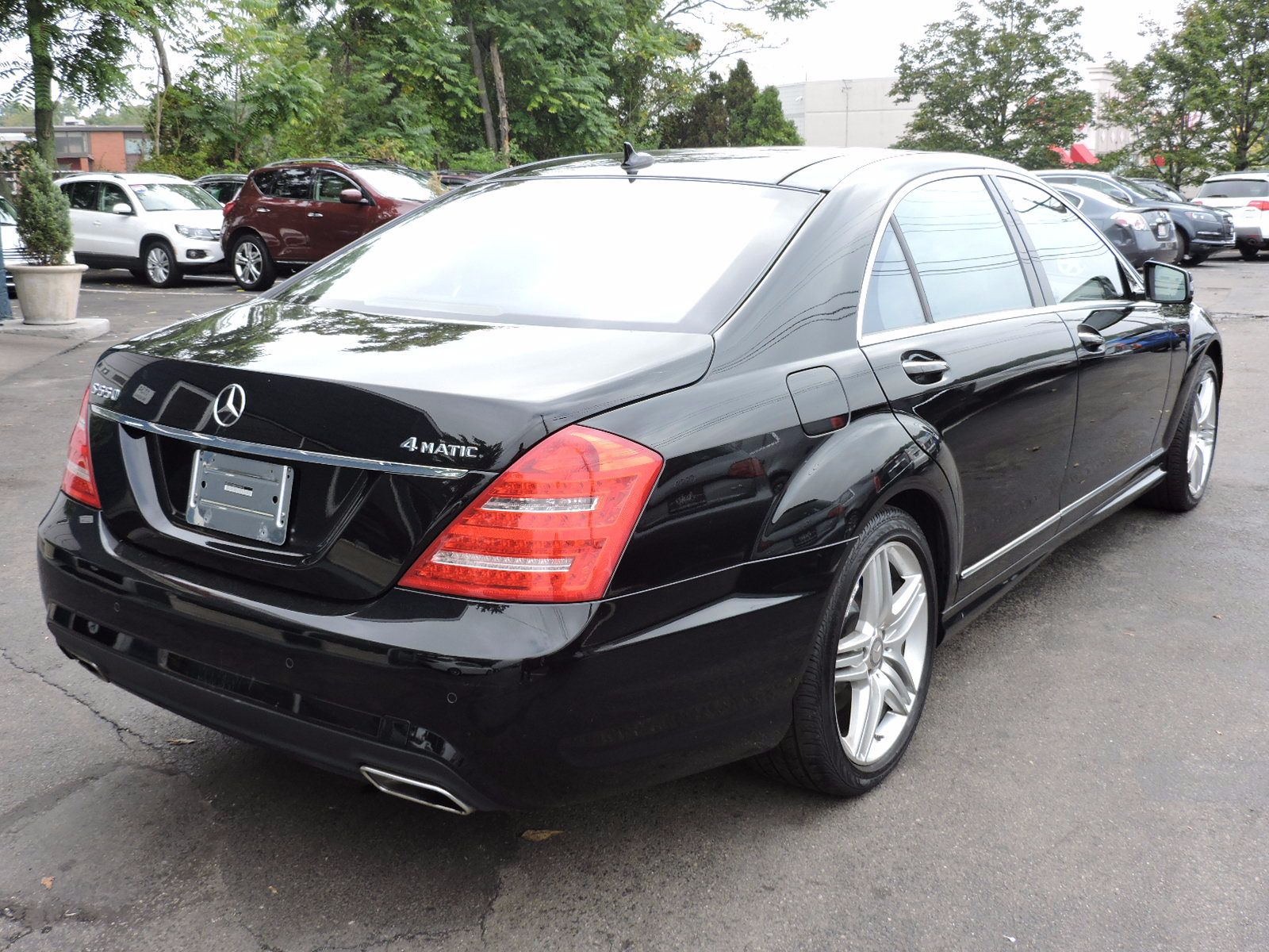 2013 Mercedes-Benz S 550 - 4Matic - All Wheel Drive - Navigation