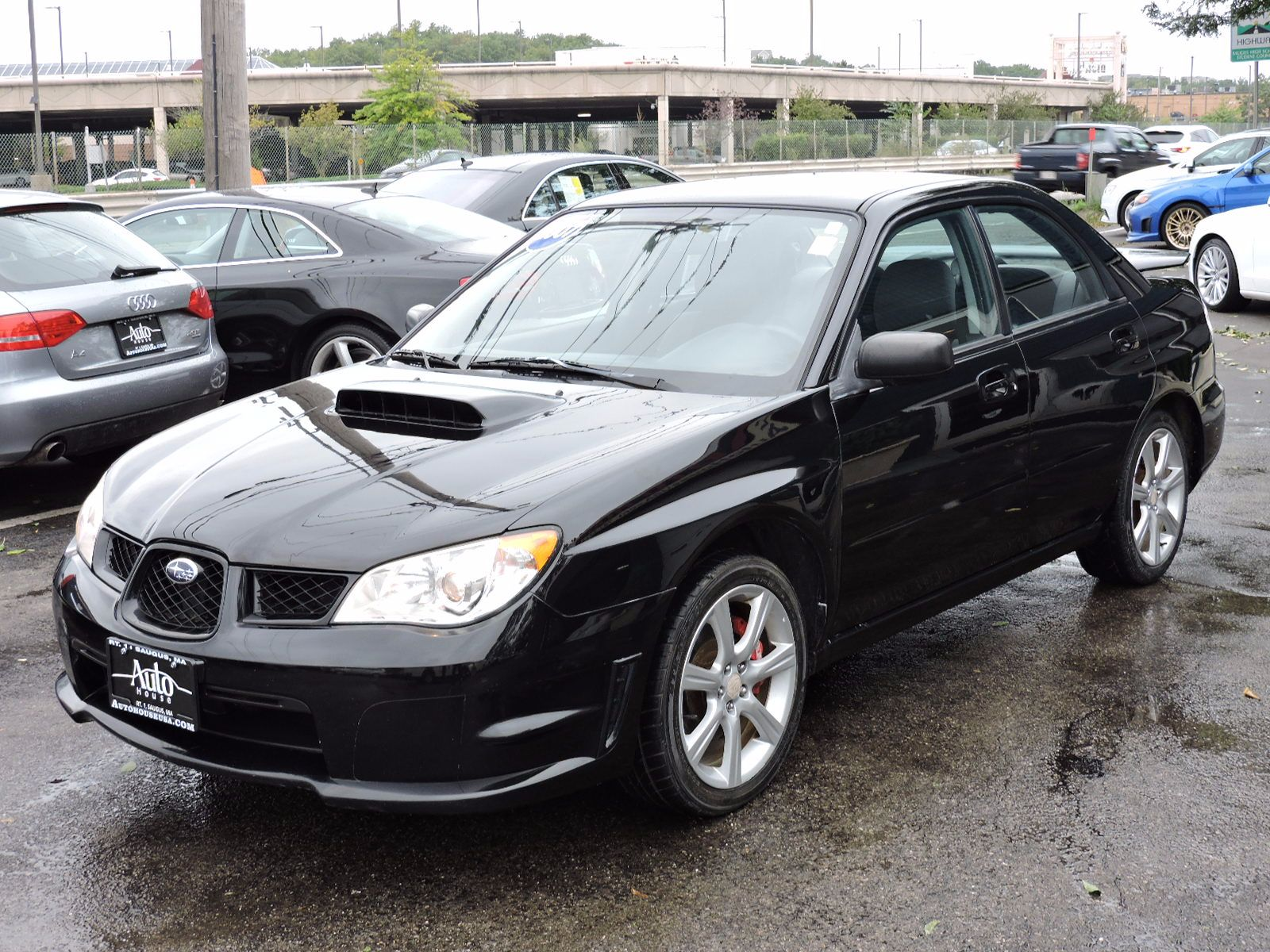 2007 Subaru Impreza WRX - All Wheel Drive