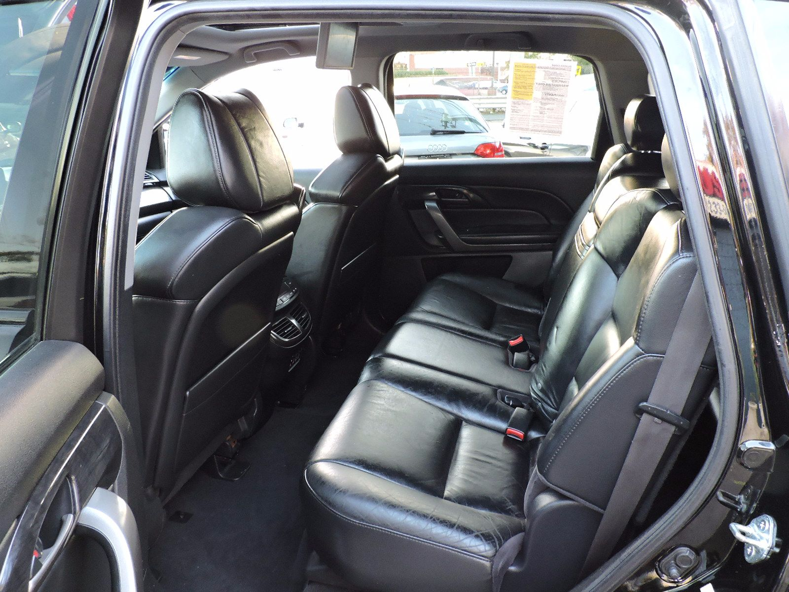 2008 Acura MDX All Wheel Drive - Navigation - DVD System