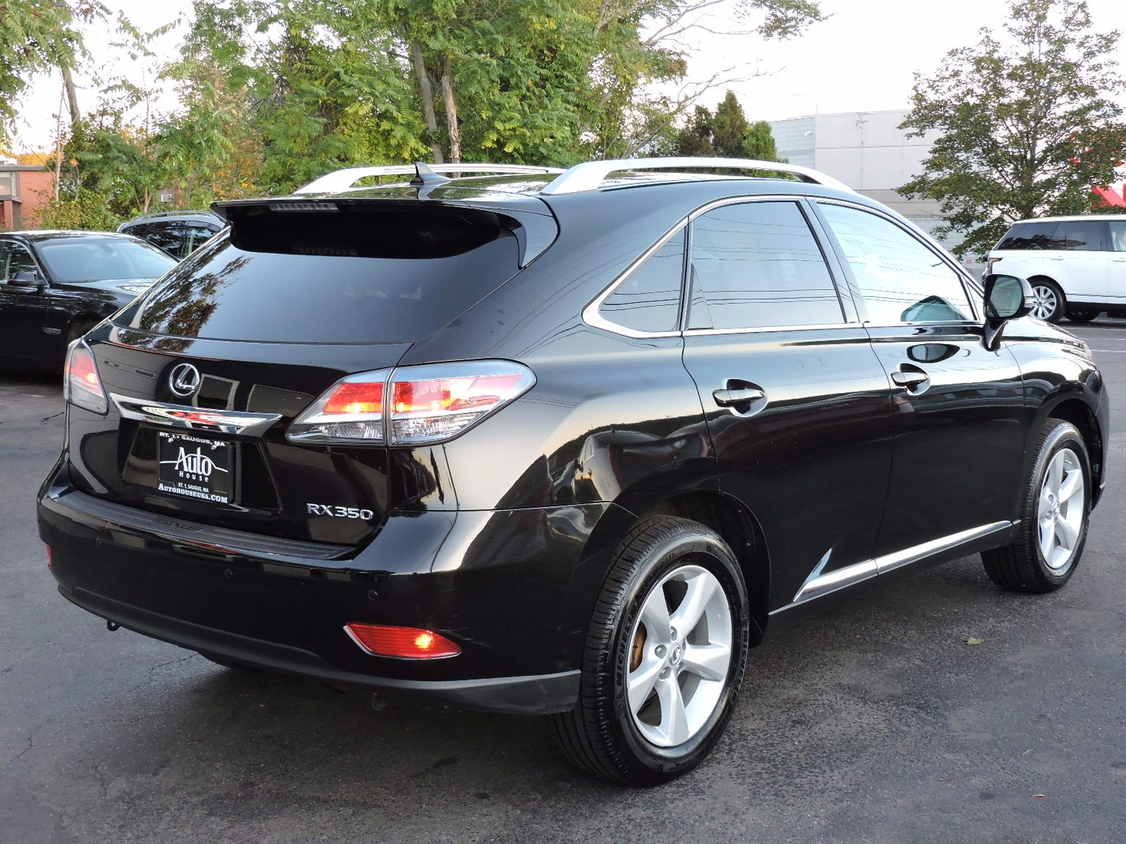 2013 Lexus RX 350 - All Wheel Drive - Navigation