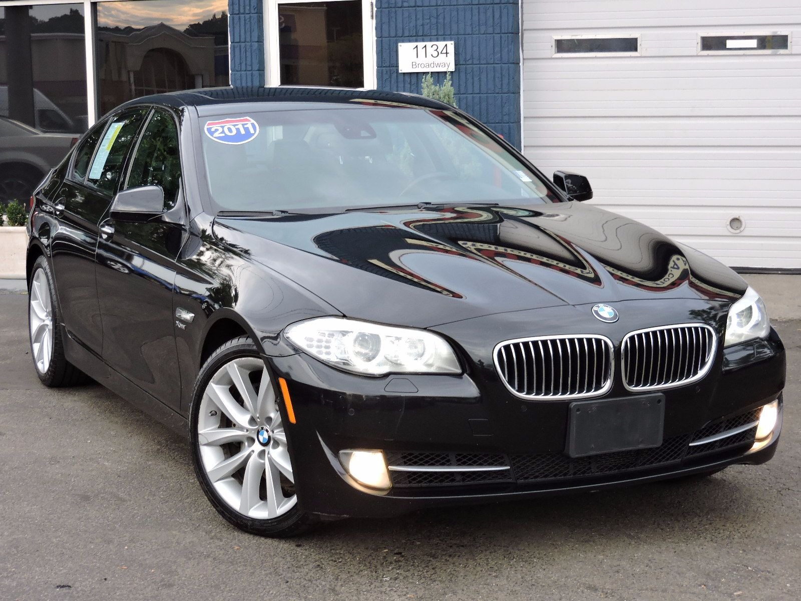 used 2011 bmw 535i xdrive at auto house usa saugus. Black Bedroom Furniture Sets. Home Design Ideas